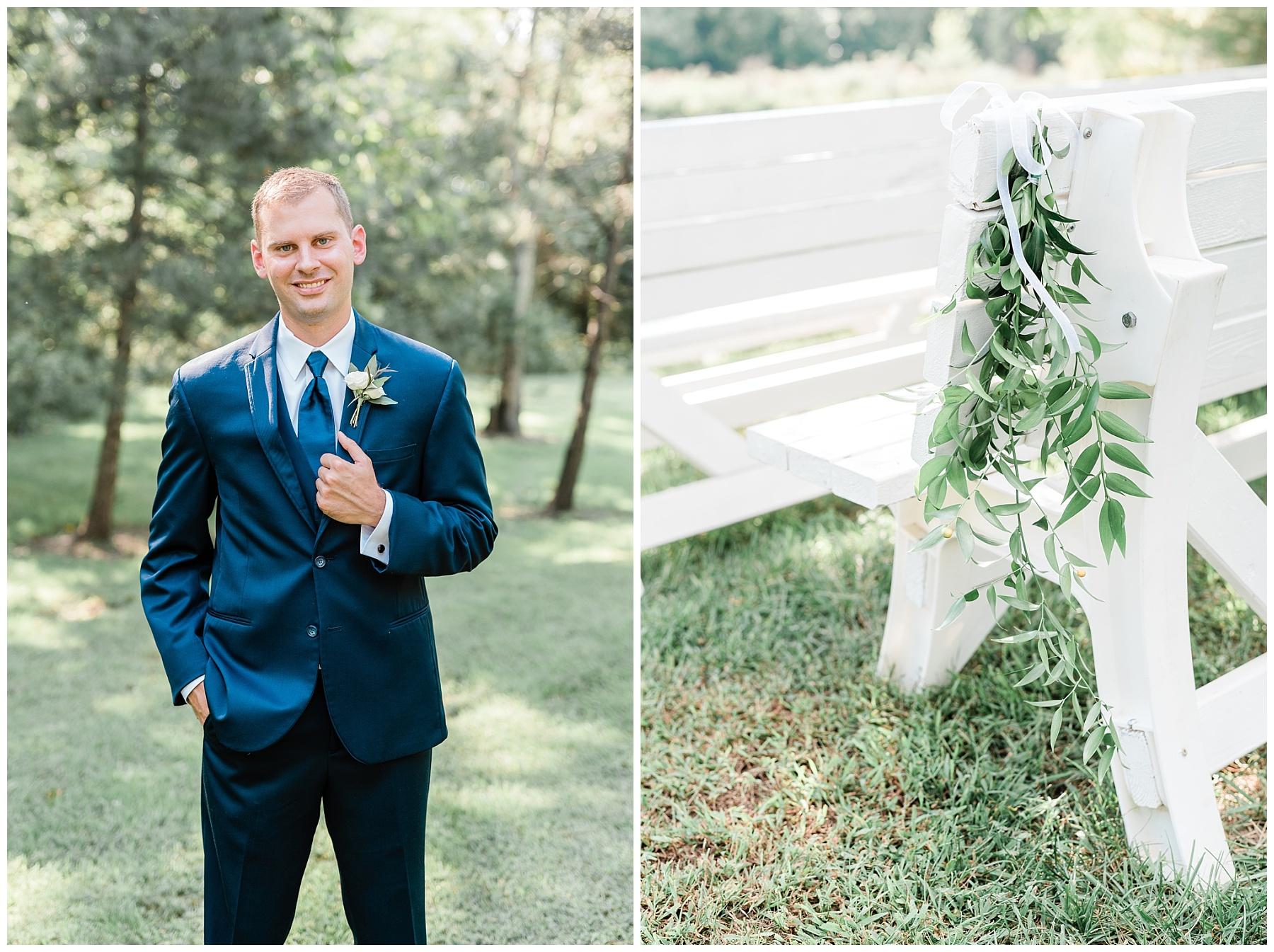 Romantic Summer Sunset Wedding Ceremony at Little Piney Lodge St. Louis Missouri by Kelsi Kliethermes Photography Fine Art Photographer_0048.jpg