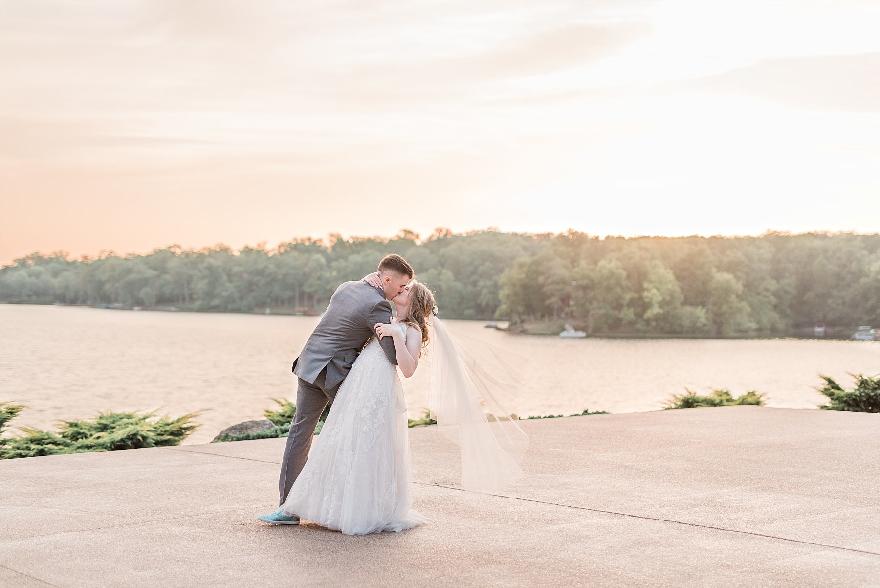 Lavender Hues at Summer Wedding at Innsbrook Resort by Kelsi Kliethermes Photography St. Louis Wedding Photographer_0045.jpg