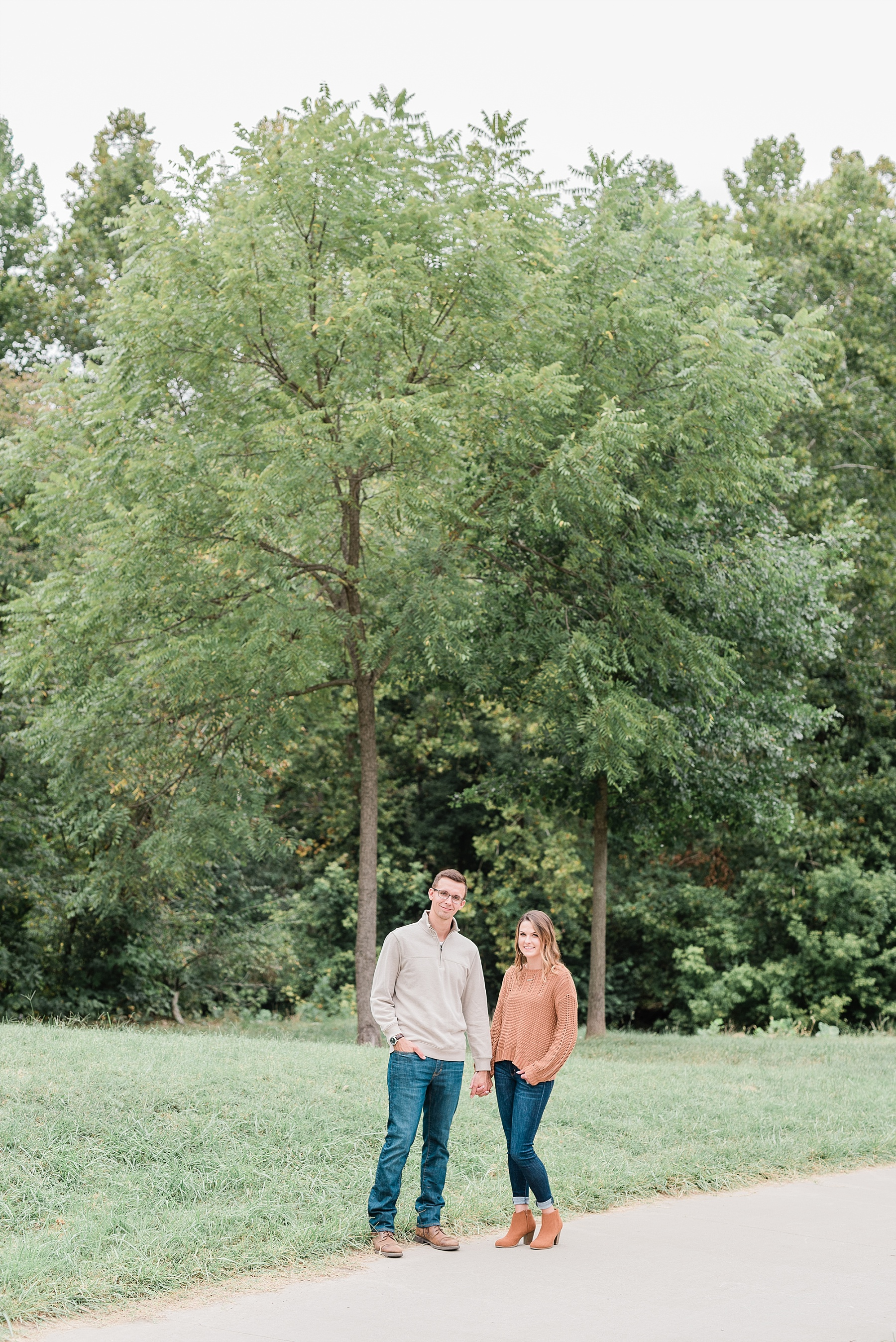Autumn Engagement Session at Grindstone Nature Trail Columbia Missouri by Kelsi Kliethermes Photography_0007.jpg