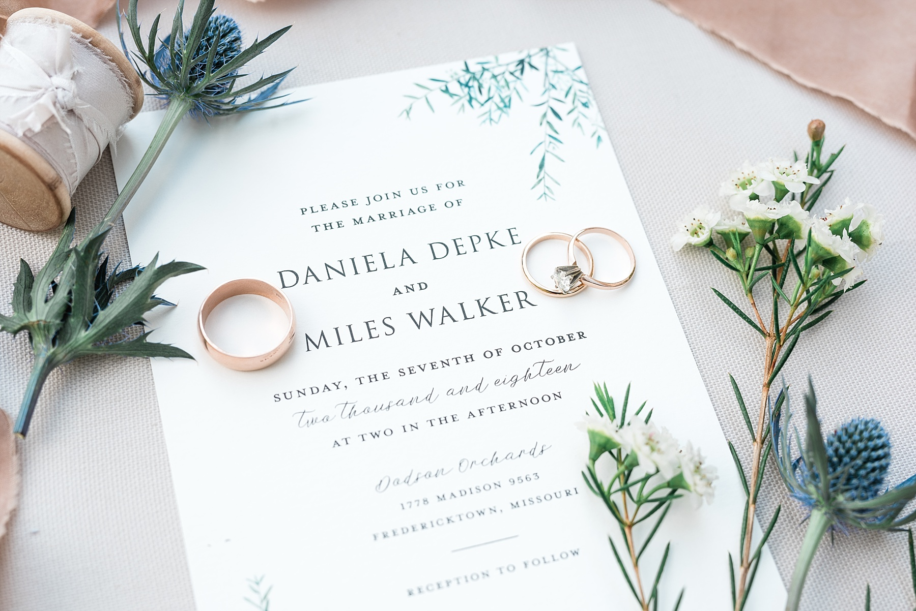 Fine Art Sunset Themed Wedding in Autumn at Dodson Orchards by Kelsi Kliethermes Photography_0002.jpg