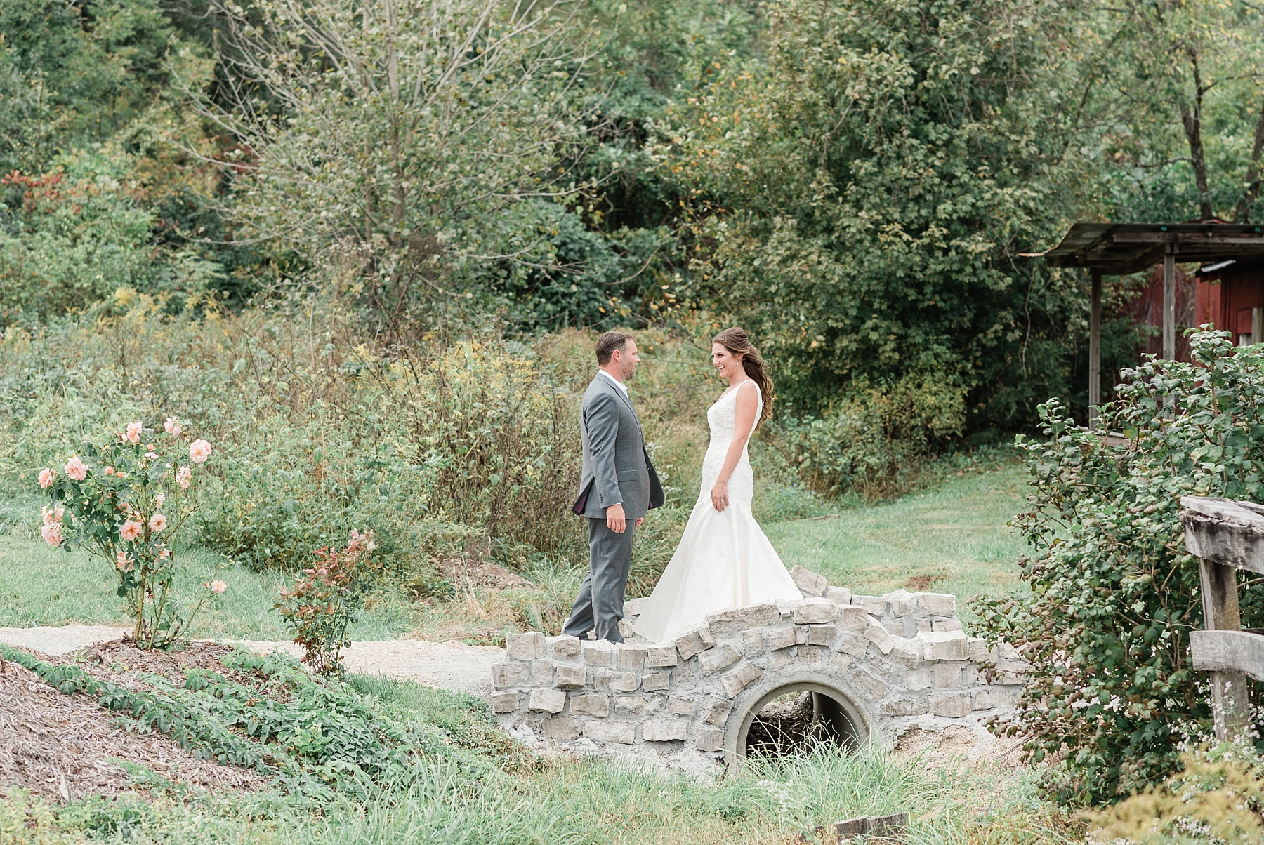 Fine Art Sunset Themed Wedding in Autumn at Dodson Orchards by Kelsi Kliethermes Photography_0006.jpg