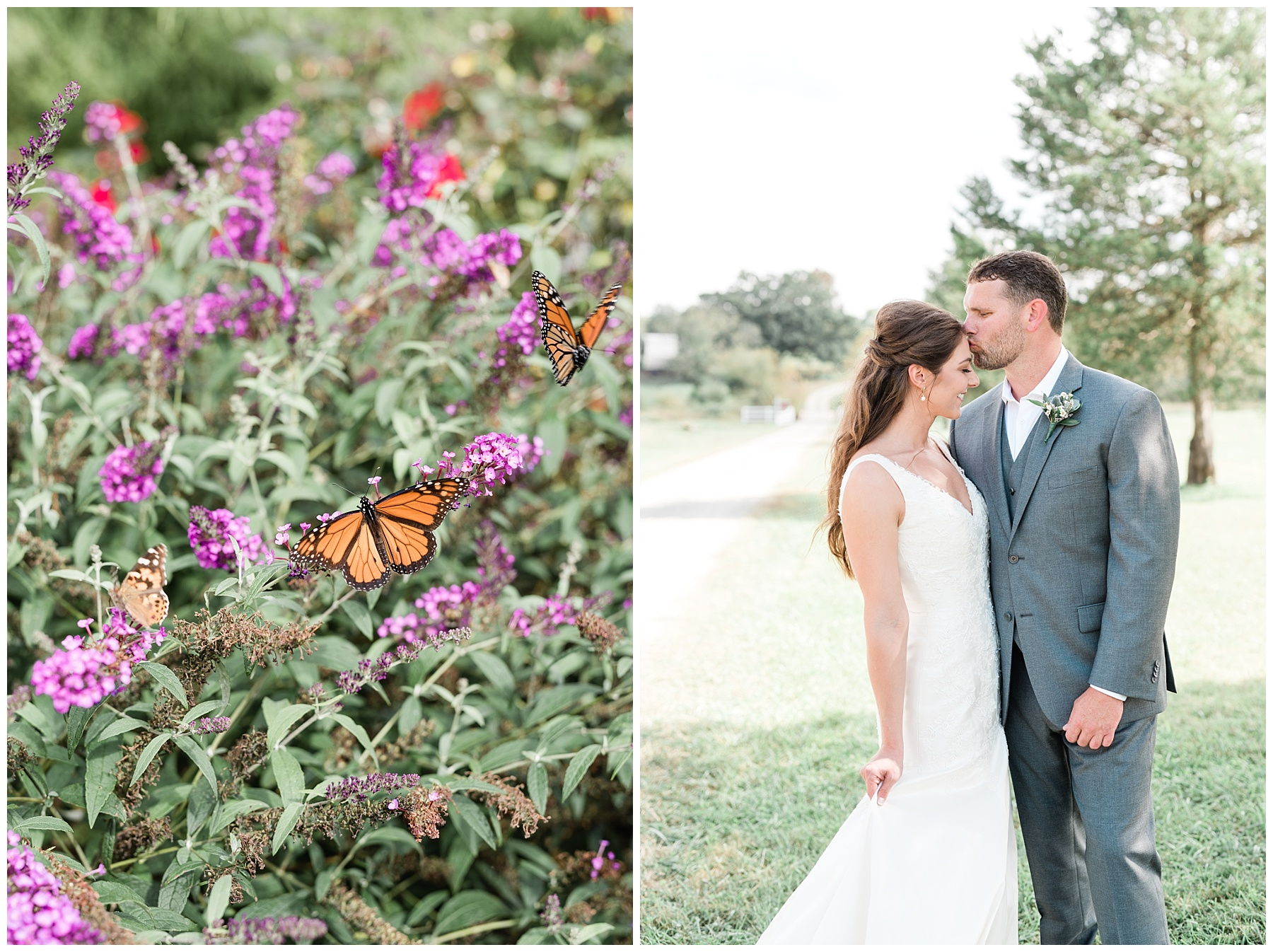 Fine Art Sunset Themed Wedding in Autumn at Dodson Orchards by Kelsi Kliethermes Photography_0029.jpg