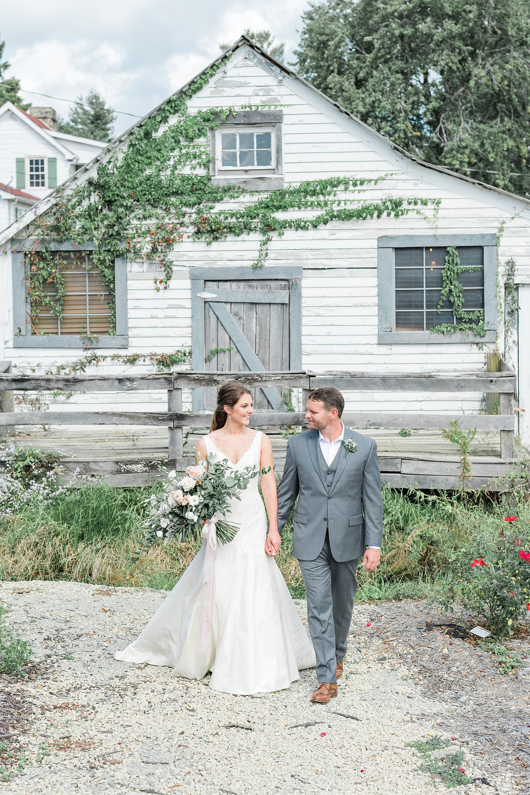 Fine Art Sunset Themed Wedding in Autumn at Dodson Orchards by Kelsi Kliethermes Photography_0046.jpg