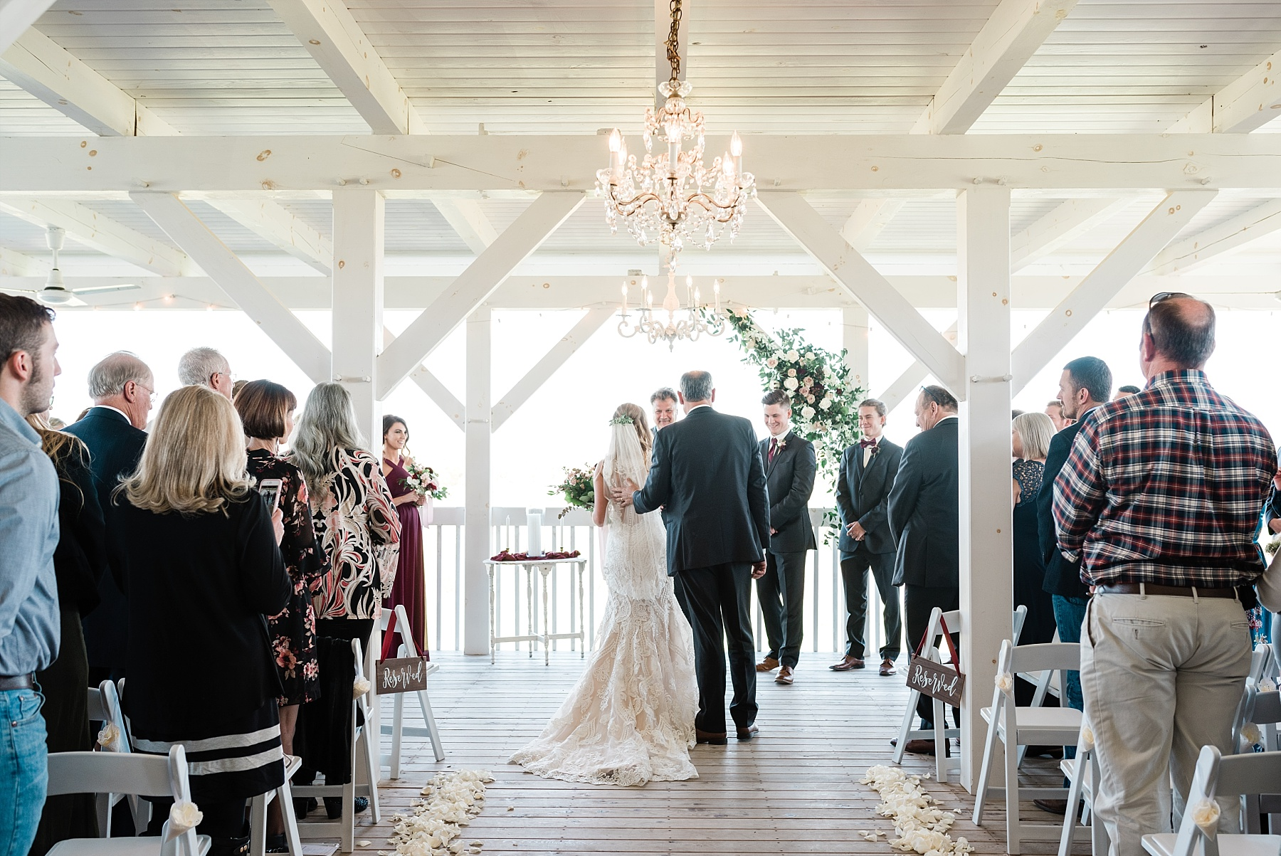 Golden Autumn Outdoor Wedding with Ivory, Bergundy, and Blush Color Palette at Blue Bell Farms  by Kelsi Kliethermes Photography_0026.jpg