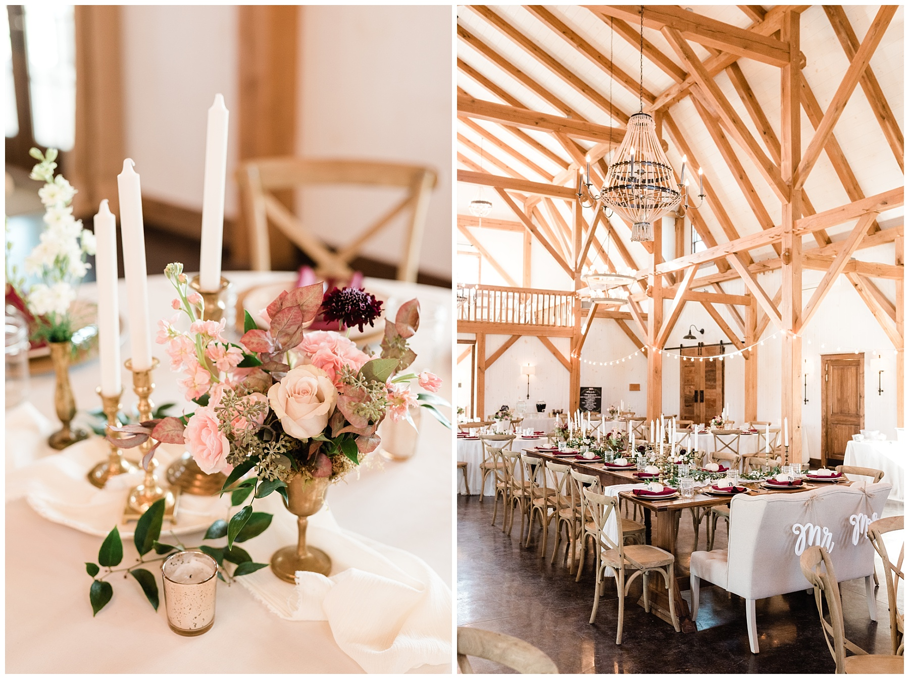 Golden Autumn Outdoor Wedding with Ivory, Bergundy, and Blush Color Palette at Blue Bell Farms  by Kelsi Kliethermes Photography_0057.jpg
