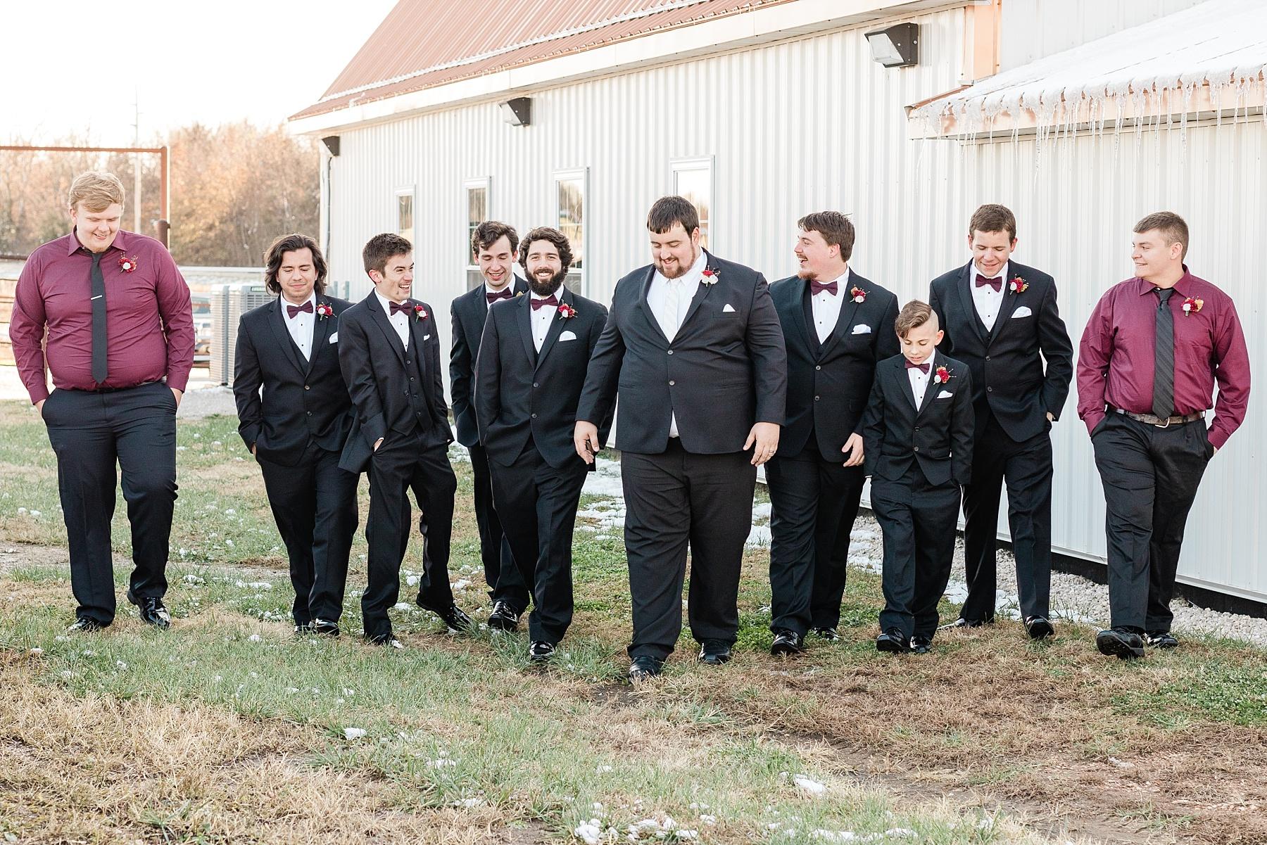 Golden Winter Wedding at The Legacy Barn in Barnett Missouri by Kelsi Kliethermes Photography Columbia Missouri Wedding Photographer_0005.jpg