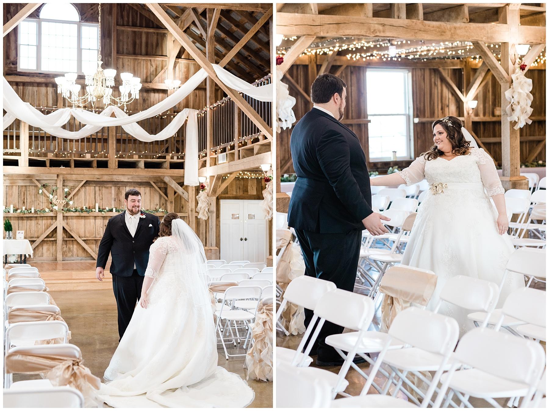Golden Winter Wedding at The Legacy Barn in Barnett Missouri by Kelsi Kliethermes Photography Columbia Missouri Wedding Photographer_0016.jpg