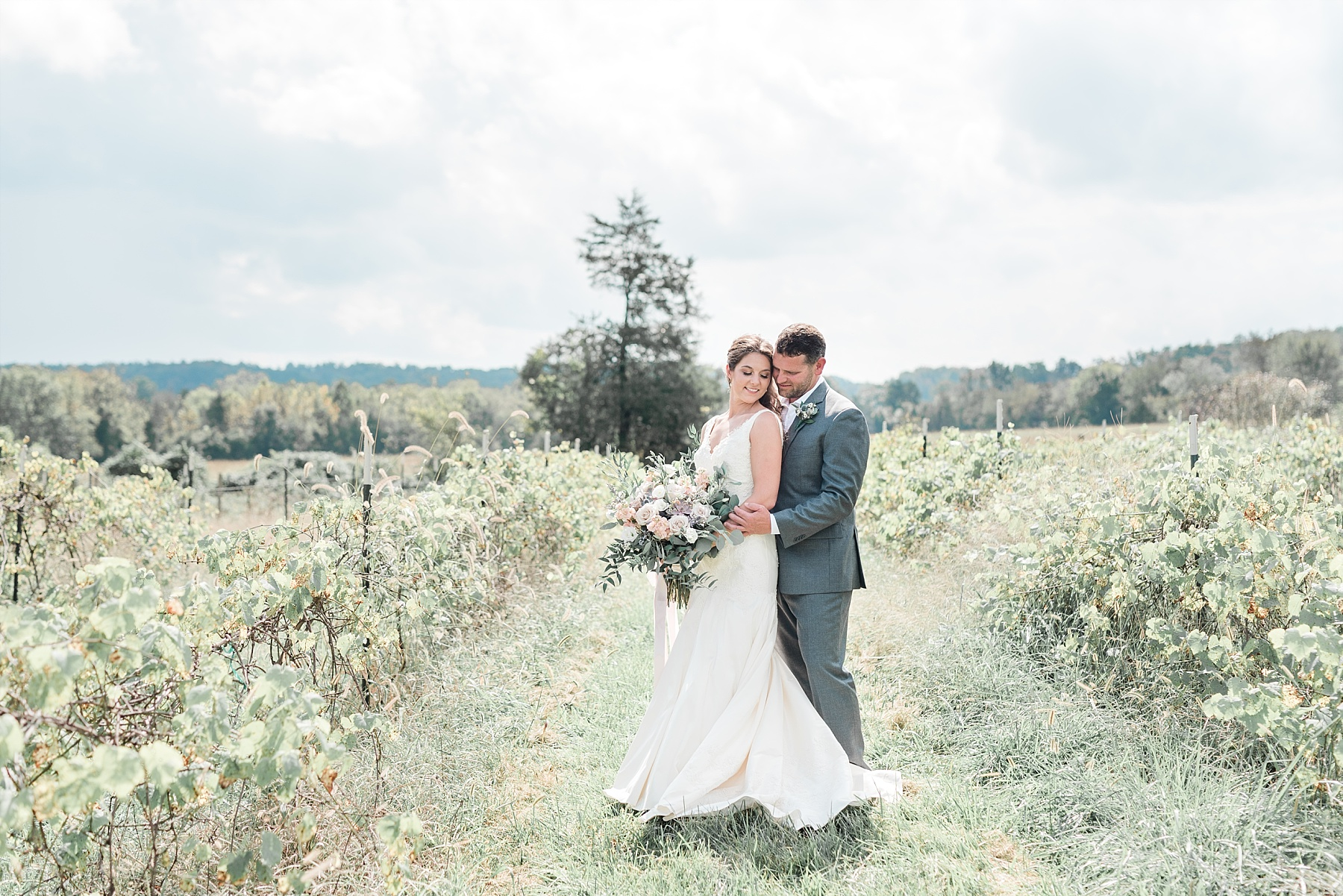 Miles and Daniela Walker Sunset Themed Weddig at Dodson Orchards St Louis Missouri by Kelsi Kliethermes Photography_0035.jpg