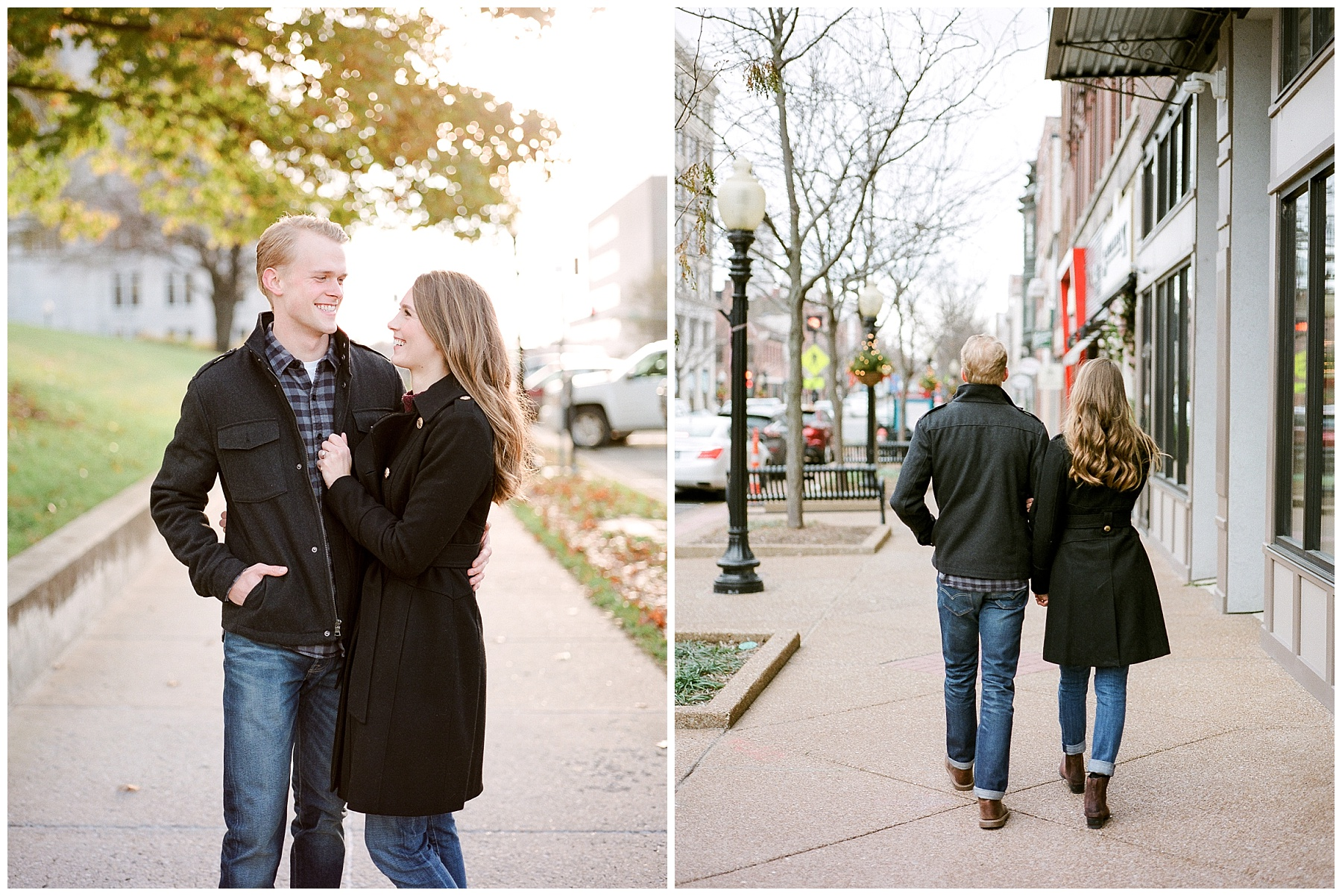 Downtown Jefferson City Engagement Session in Winter at Old Shoe Factory by Kelsi Kliethermes Photography Kansas City Missouri Wedding Photographer_0002.jpg