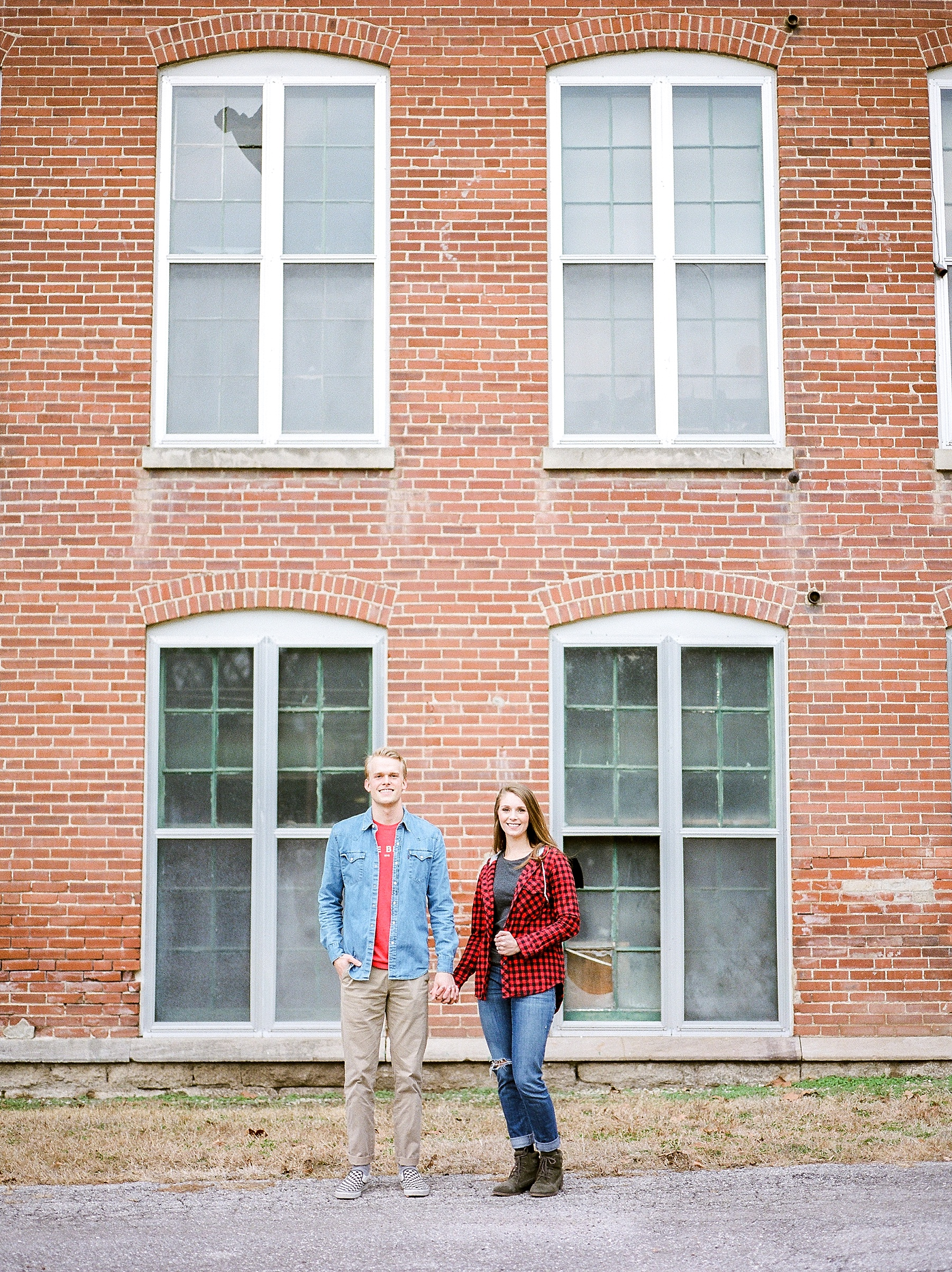 Downtown Jefferson City Engagement Session in Winter at Old Shoe Factory by Kelsi Kliethermes Photography Kansas City Missouri Wedding Photographer_0010.jpg