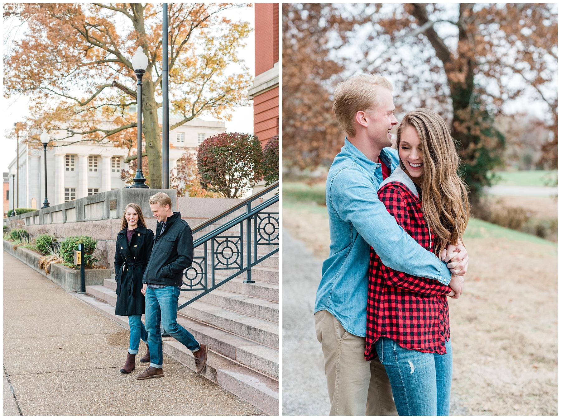 Downtown Jefferson City Engagement Session in Winter at Old Shoe Factory by Kelsi Kliethermes Photography Kansas City Missouri Wedding Photographer_0004.jpg