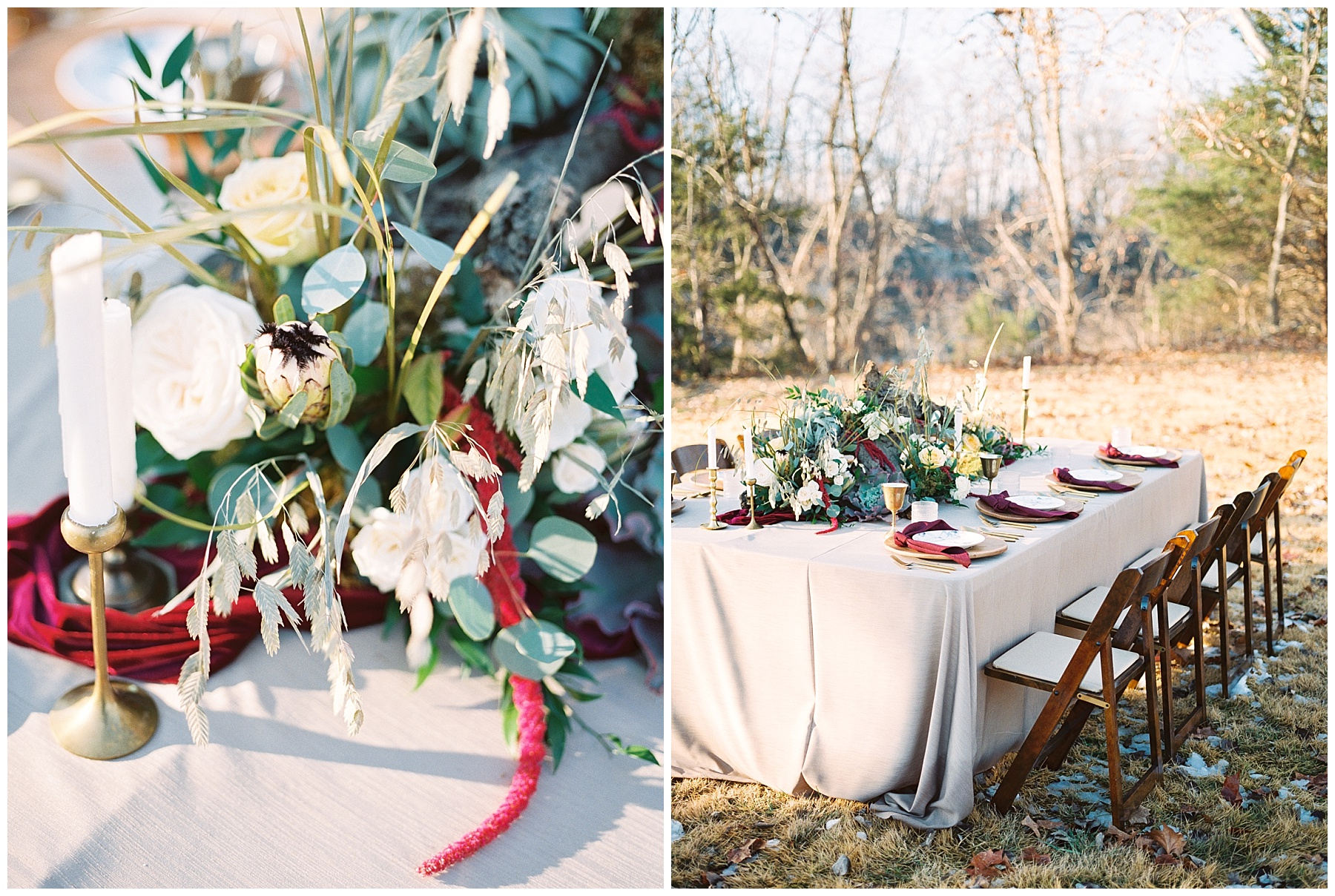 Snowy Winter Wedding at Wildcliff Events Lake With Earthy Jewel Tones and Organic Refined Style by Kelsi Kliethermes Photography Kansas City Missouri Wedding Photographer_0078.jpg