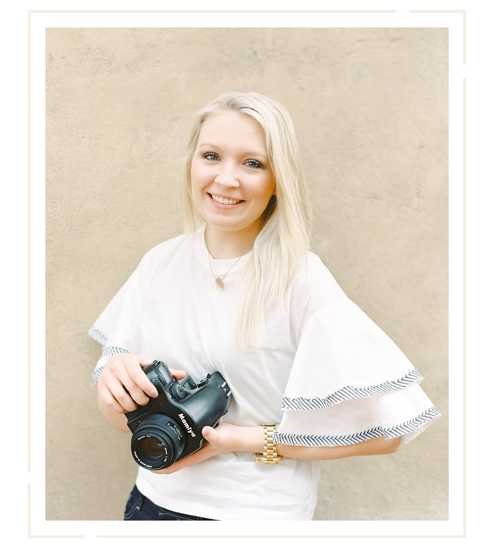 Kelsi Kliethermes, film wedding photographer in Missouri and Hawaii