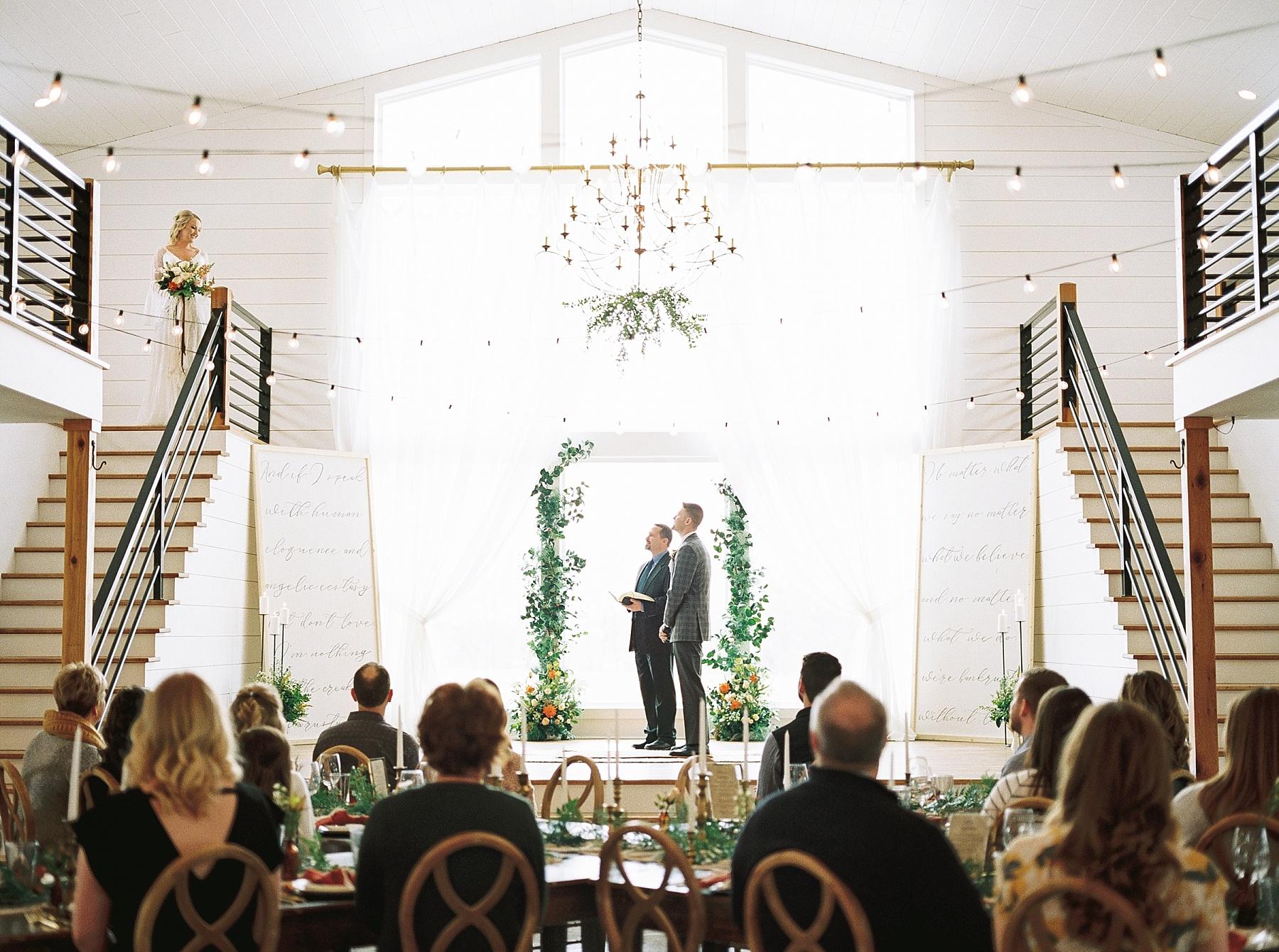 Eclectic Scandinavian Winter Wedding in All White Venue Emerson Fields by Kelsi Kliethermes Photography Best Missouri and Maui Wedding Photographer_0004.jpg