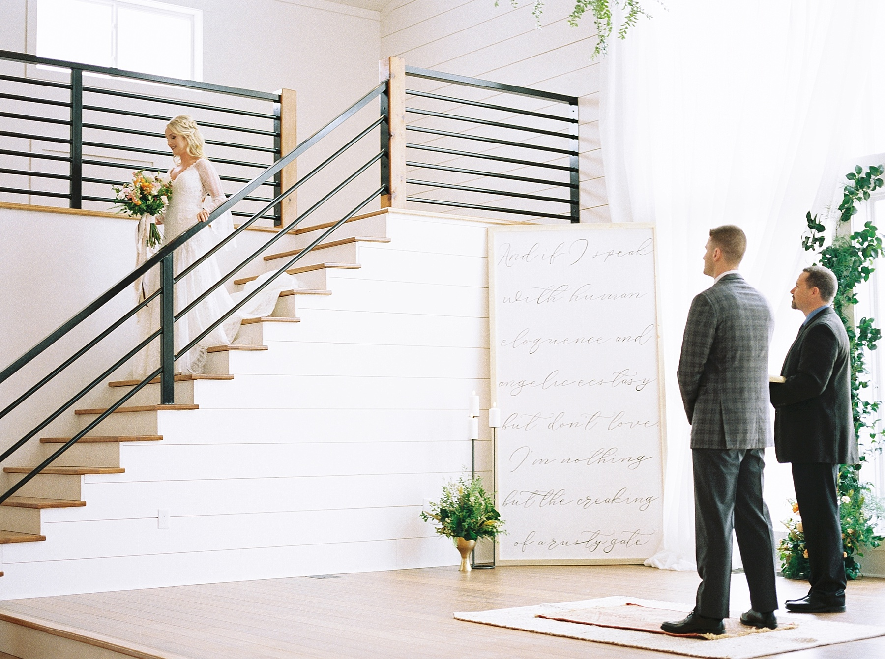 Eclectic Scandinavian Winter Wedding in All White Venue Emerson Fields by Kelsi Kliethermes Photography Best Missouri and Maui Wedding Photographer_0005.jpg