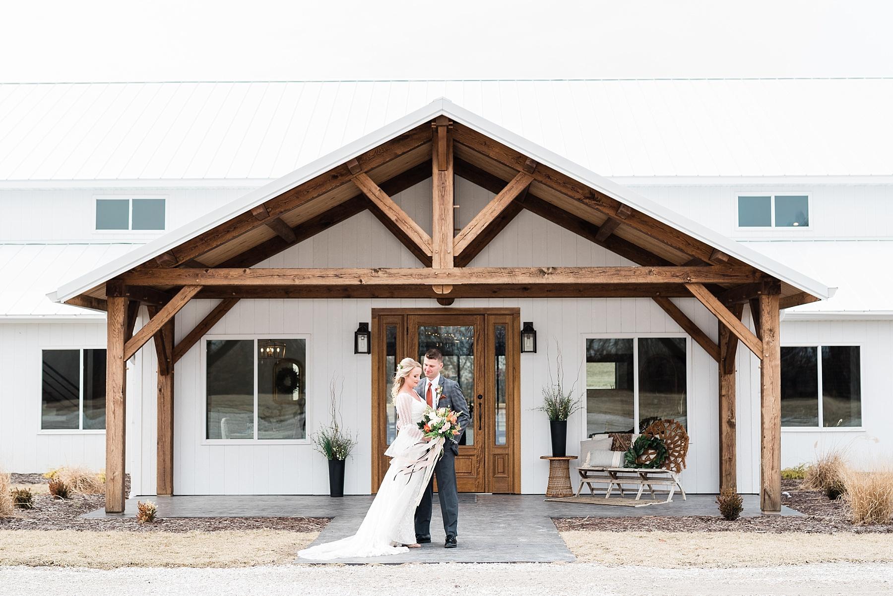 Eclectic Scandinavian Winter Wedding in All White Venue Emerson Fields by Kelsi Kliethermes Photography Best Missouri and Maui Wedding Photographer_0020.jpg