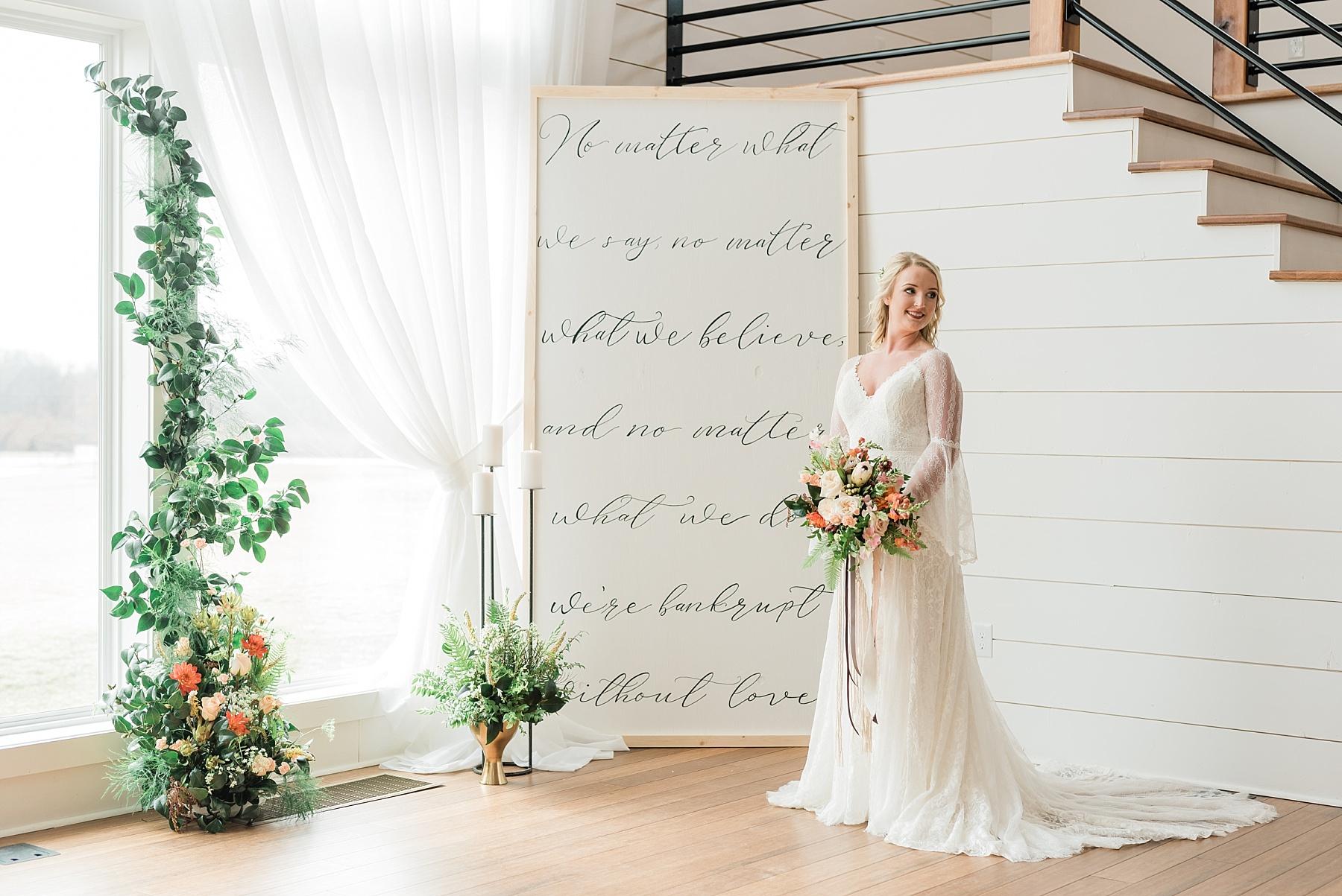 Eclectic Scandinavian Winter Wedding in All White Venue Emerson Fields by Kelsi Kliethermes Photography Best Missouri and Maui Wedding Photographer_0024.jpg