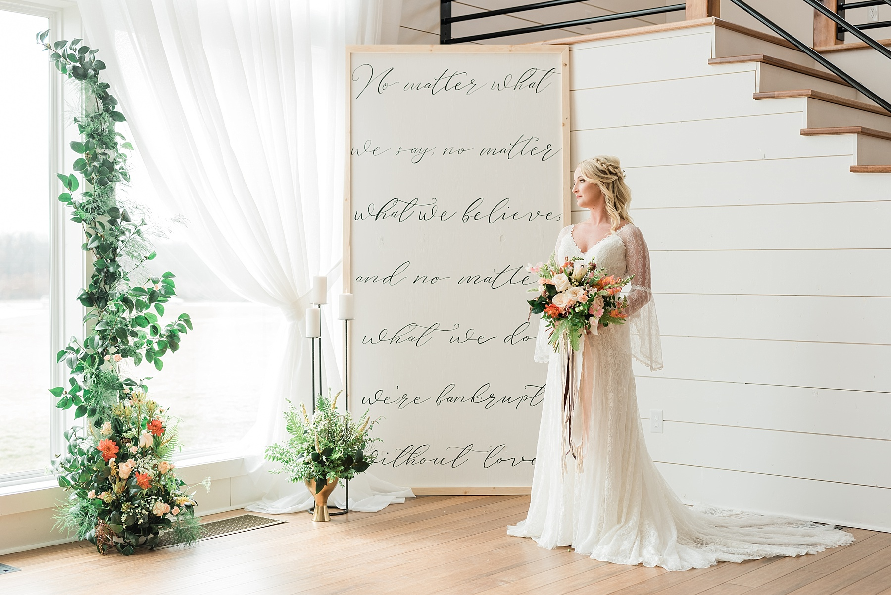 Eclectic Scandinavian Winter Wedding in All White Venue Emerson Fields by Kelsi Kliethermes Photography Best Missouri and Maui Wedding Photographer_0026.jpg