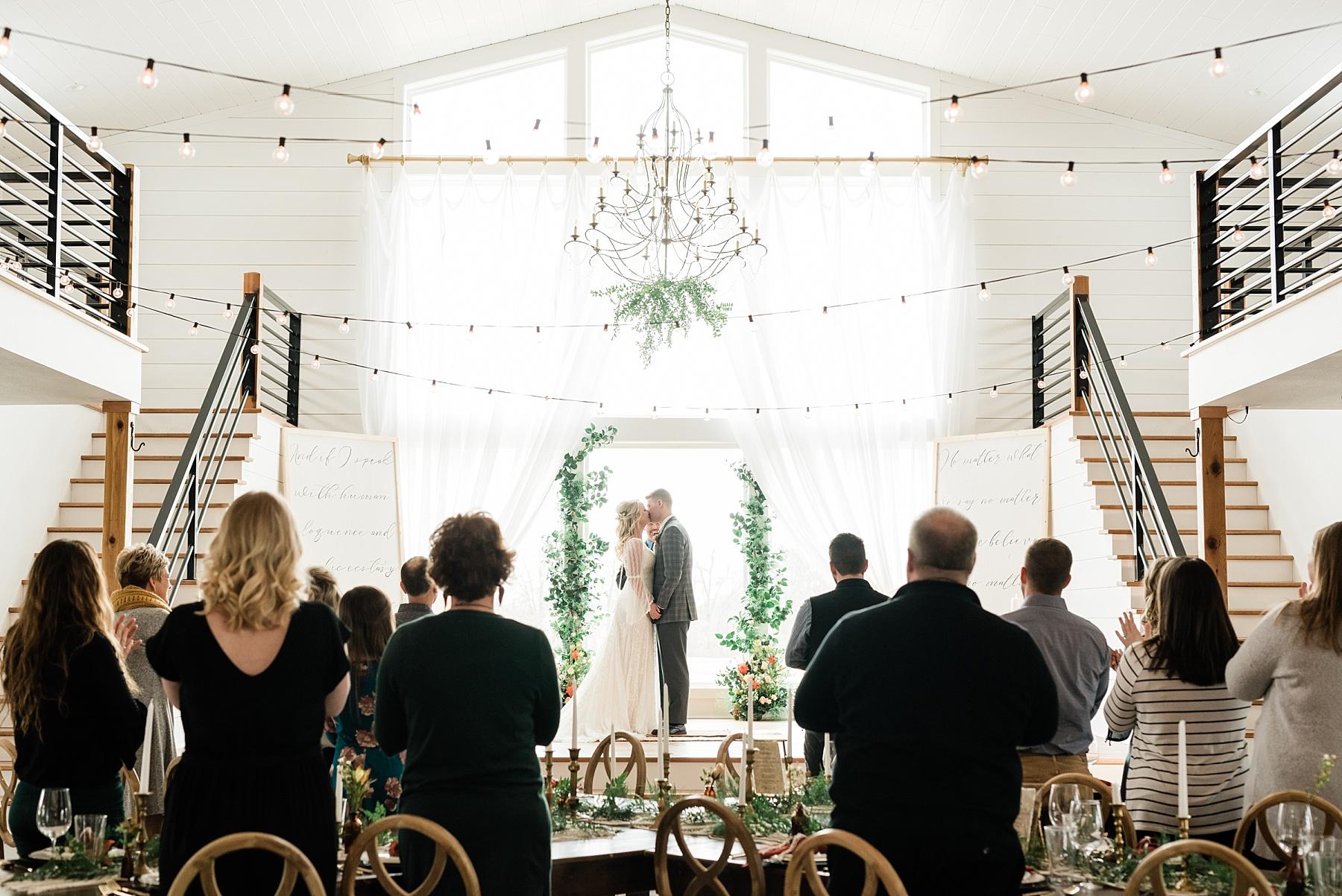 Eclectic Scandinavian Winter Wedding in All White Venue Emerson Fields by Kelsi Kliethermes Photography Best Missouri and Maui Wedding Photographer_0035.jpg