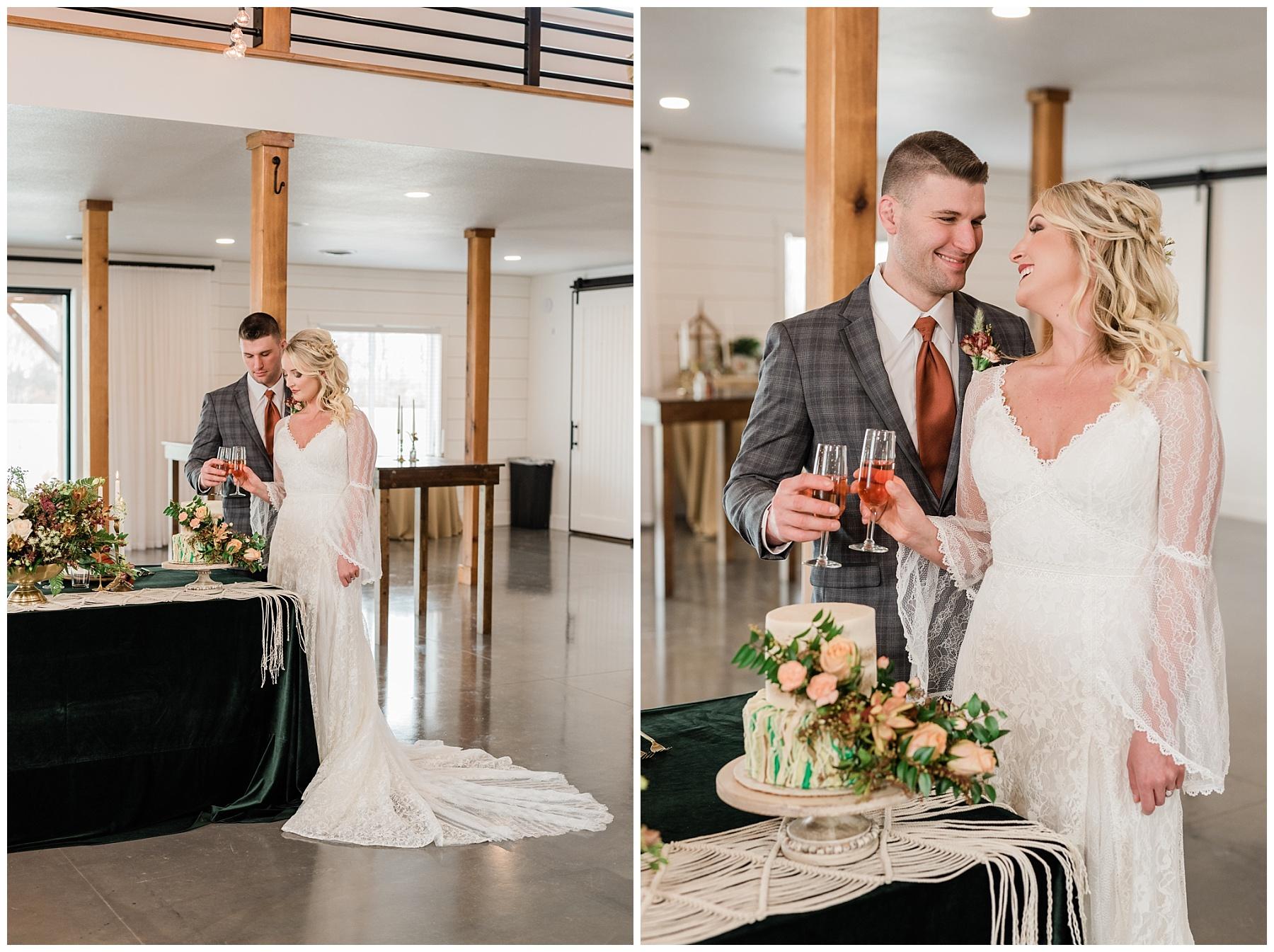 Eclectic Scandinavian Winter Wedding in All White Venue Emerson Fields by Kelsi Kliethermes Photography Best Missouri and Maui Wedding Photographer_0057.jpg