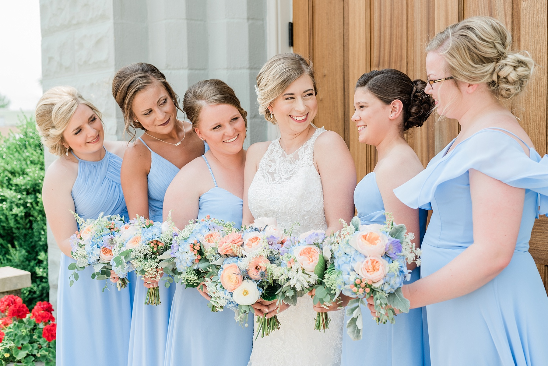 Peach and Dusty Blue Spring Wedding in Rolling Hills of Mid Missouri by Kelsi Kliethermes Photography Best Missouri and Maui Wedding Photographer_0008.jpg
