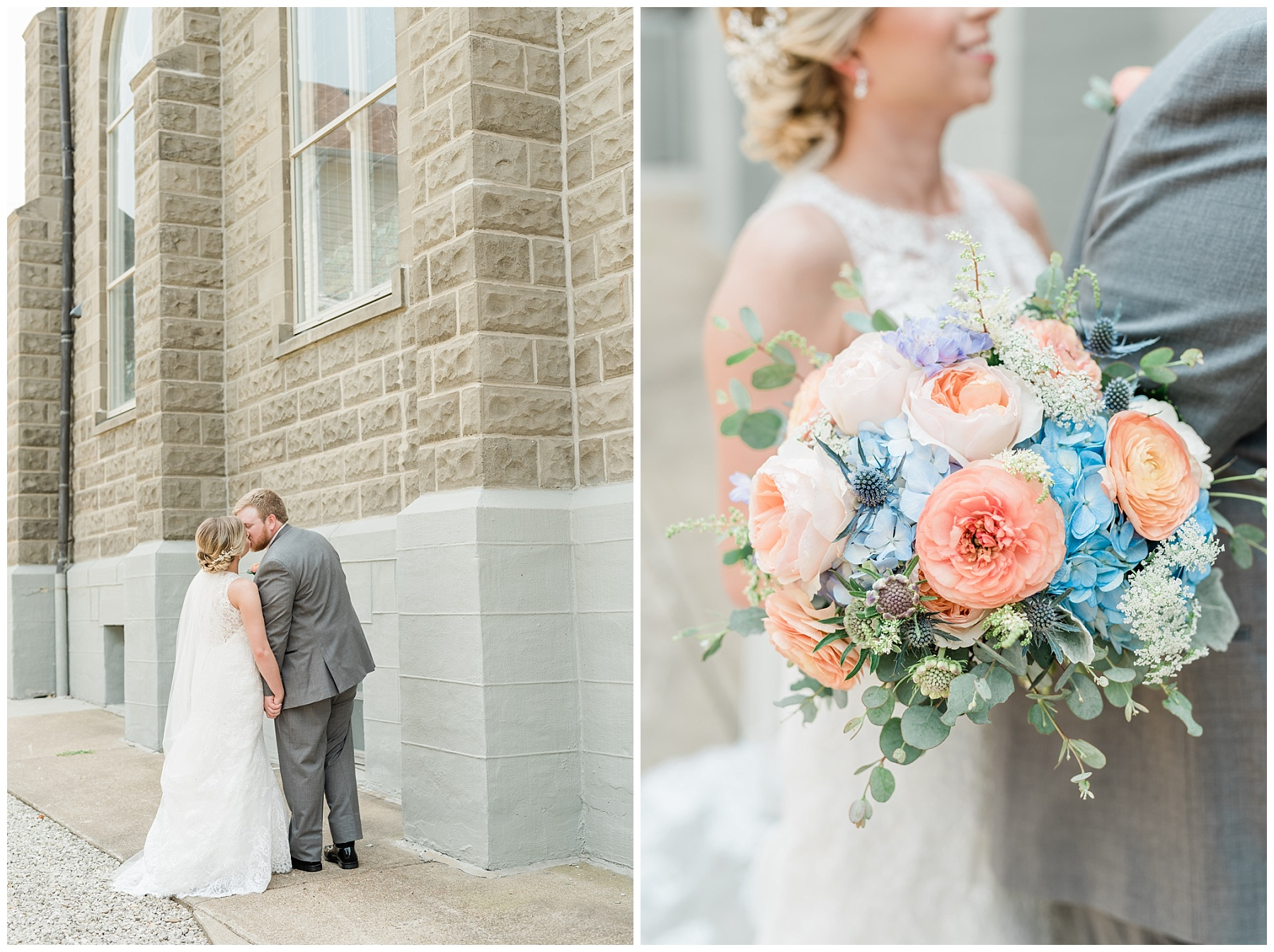 Peach and Dusty Blue Spring Wedding in Rolling Hills of Mid Missouri by Kelsi Kliethermes Photography Best Missouri and Maui Wedding Photographer_0032.jpg