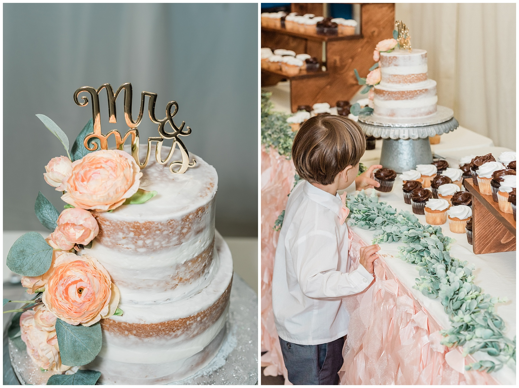 Peach and Dusty Blue Spring Wedding in Rolling Hills of Mid Missouri by Kelsi Kliethermes Photography Best Missouri and Maui Wedding Photographer_0041.jpg