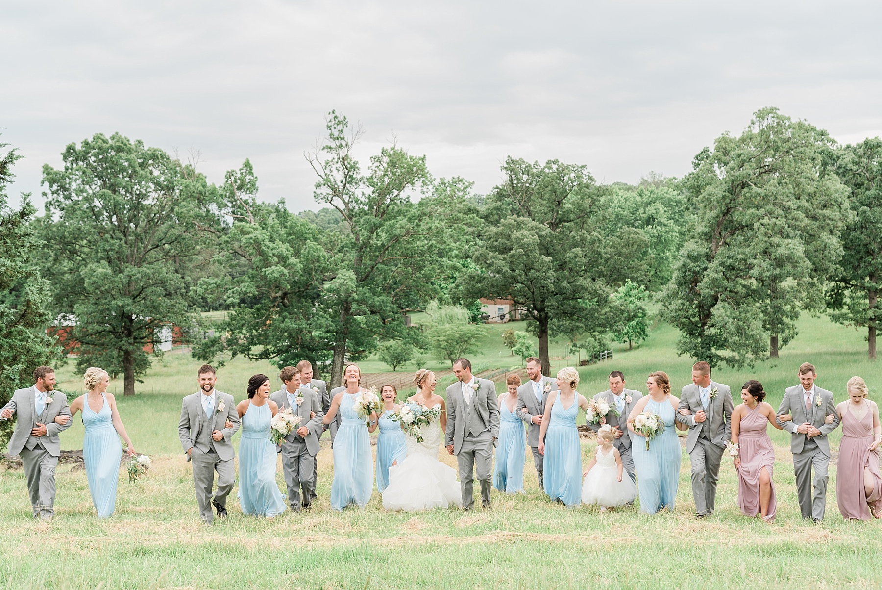 Sky Blue and Quartz Spring Wedding at Open Fields of Family Farm by Kelsi Kliethermes Photography Best Missouri and Maui Wedding Photographer_0017.jpg