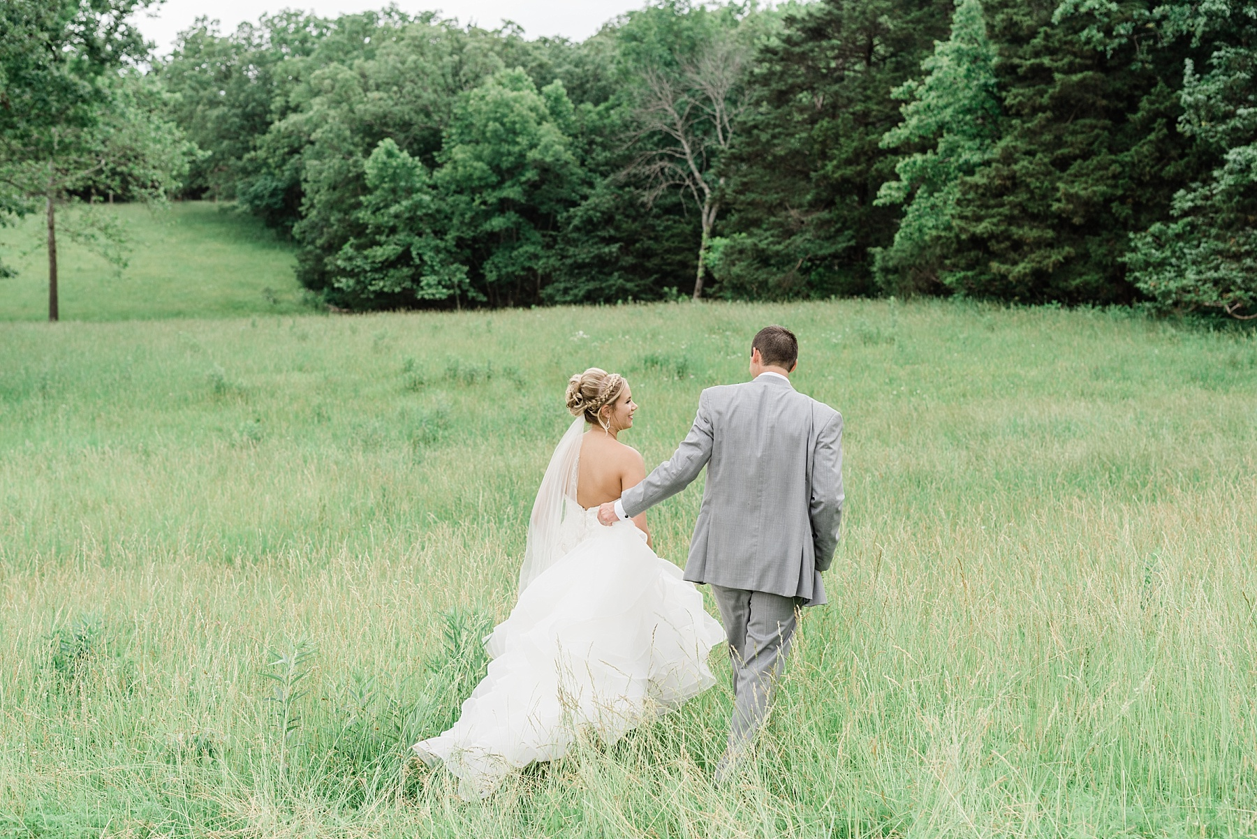 Sky Blue and Quartz Spring Wedding at Open Fields of Family Farm by Kelsi Kliethermes Photography Best Missouri and Maui Wedding Photographer_0018.jpg