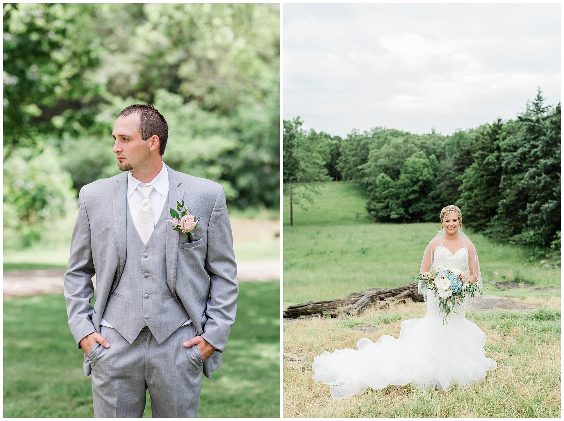 Sky Blue and Quartz Spring Wedding at Open Fields of Family Farm by Kelsi Kliethermes Photography Best Missouri and Maui Wedding Photographer_0037.jpg
