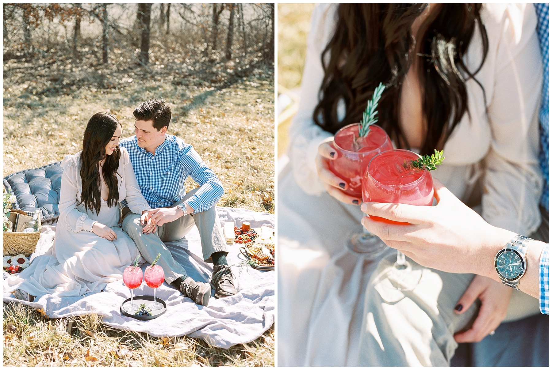 Late Fall Farm-to-table Inspired Brunch Picnic Engagement Session During Wedding Weekend by Kelsi Kliethermes Photography Best Missouri and Maui Wedding Photographer_0014.jpg