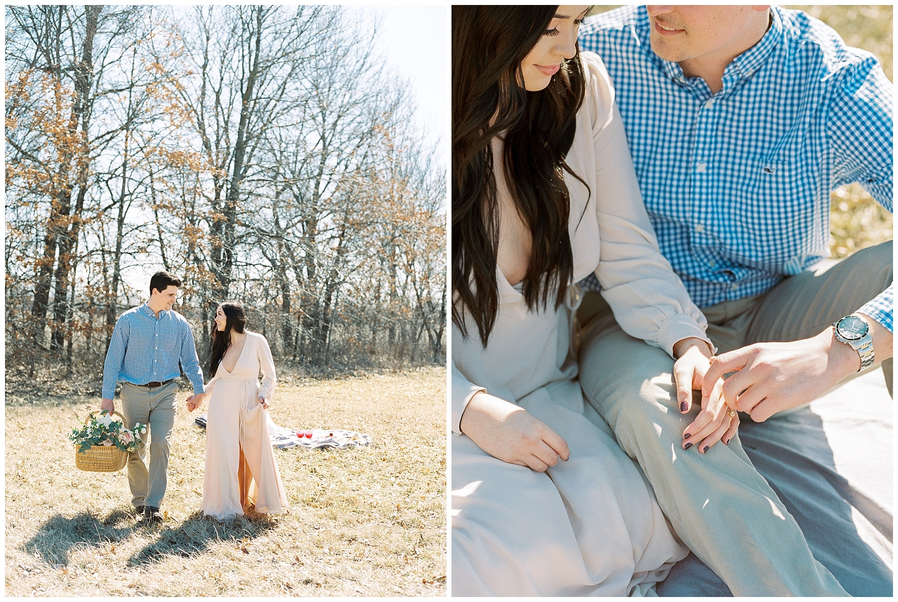 Late Fall Farm-to-table Inspired Brunch Picnic Engagement Session During Wedding Weekend by Kelsi Kliethermes Photography Best Missouri and Maui Wedding Photographer_0015.jpg