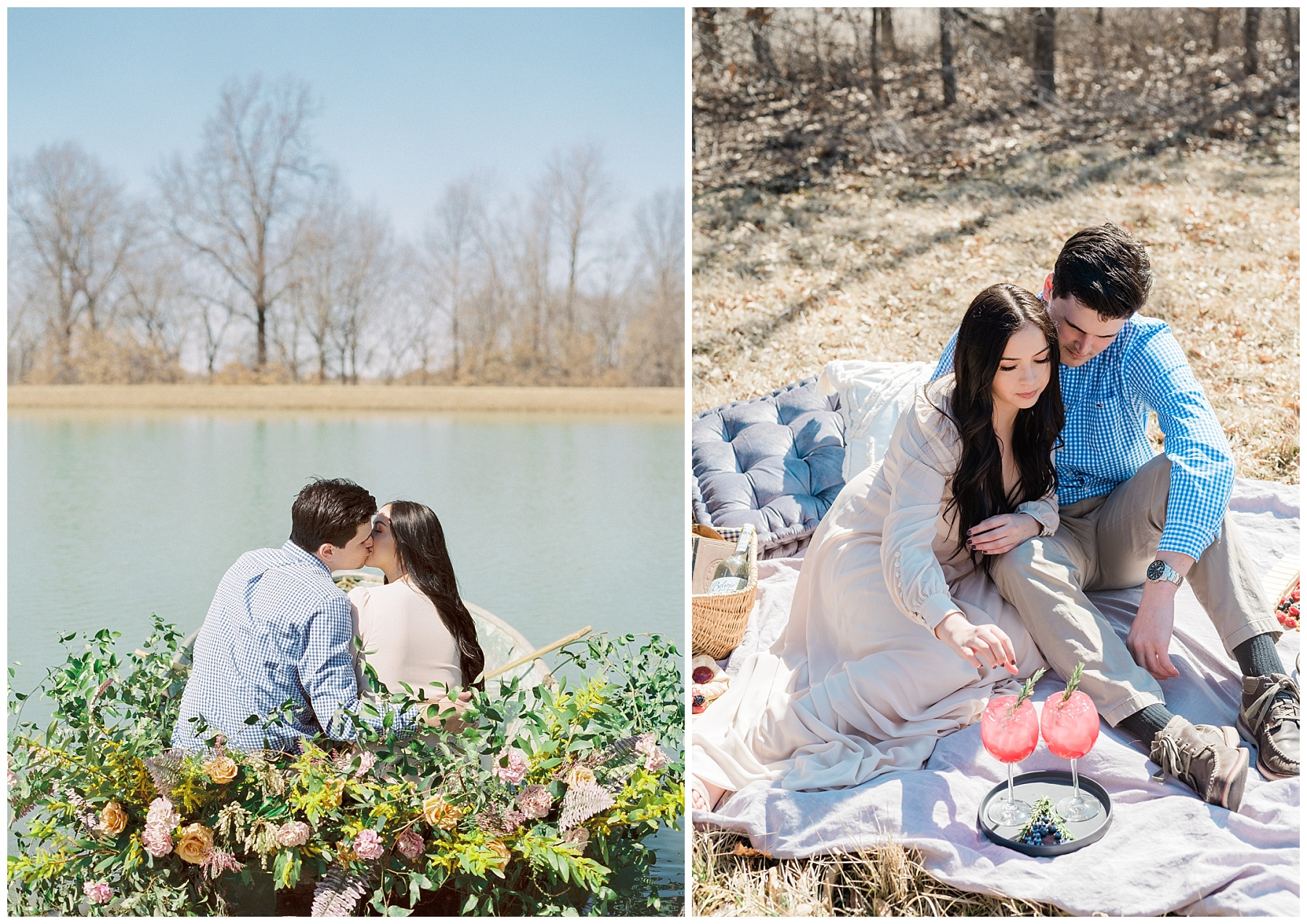 Late Fall Farm-to-table Inspired Brunch Picnic Engagement Session During Wedding Weekend by Kelsi Kliethermes Photography Best Missouri and Maui Wedding Photographer_0017.jpg