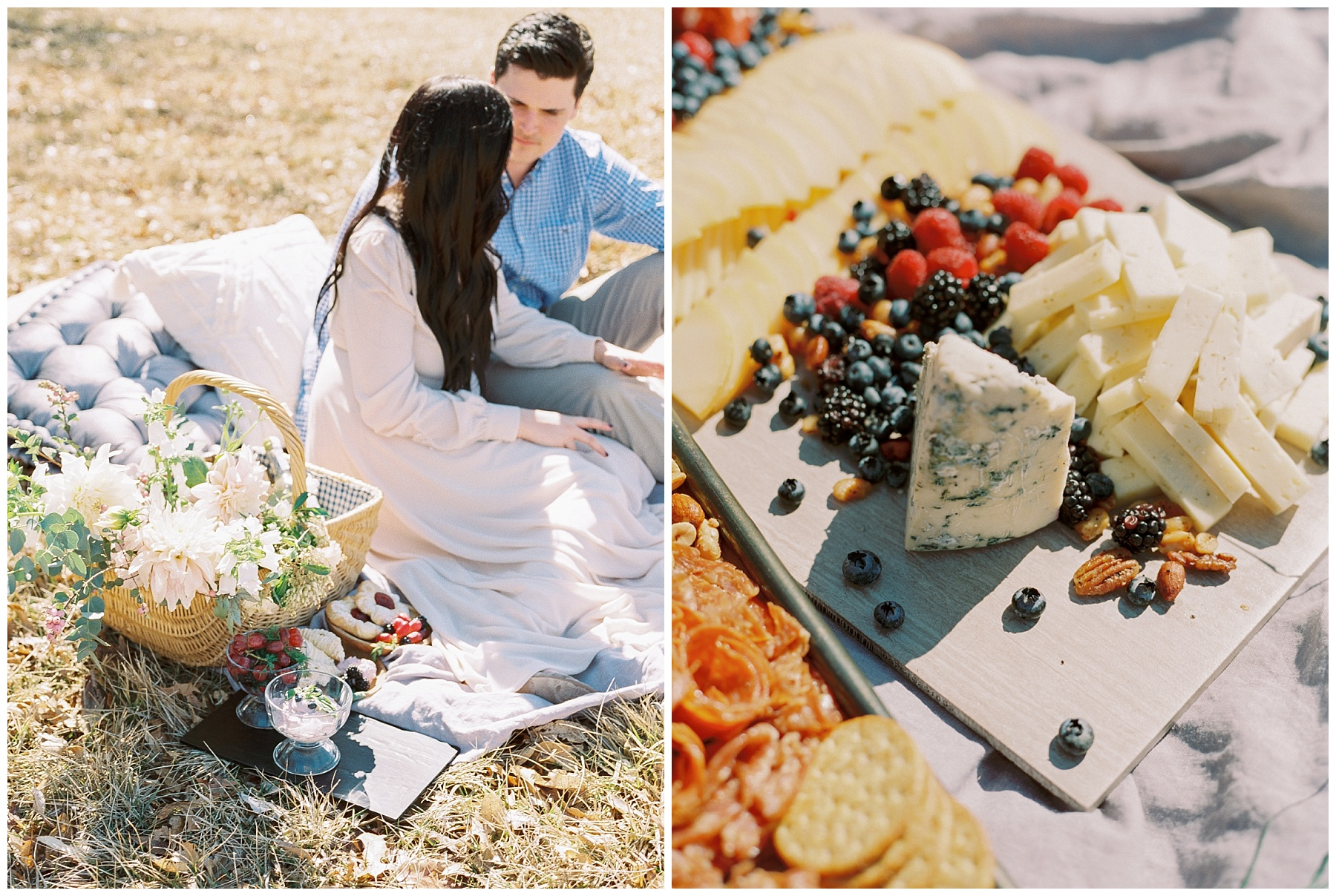 Late Fall Farm-to-table Inspired Brunch Picnic Engagement Session During Wedding Weekend by Kelsi Kliethermes Photography Best Missouri and Maui Wedding Photographer_0020.jpg