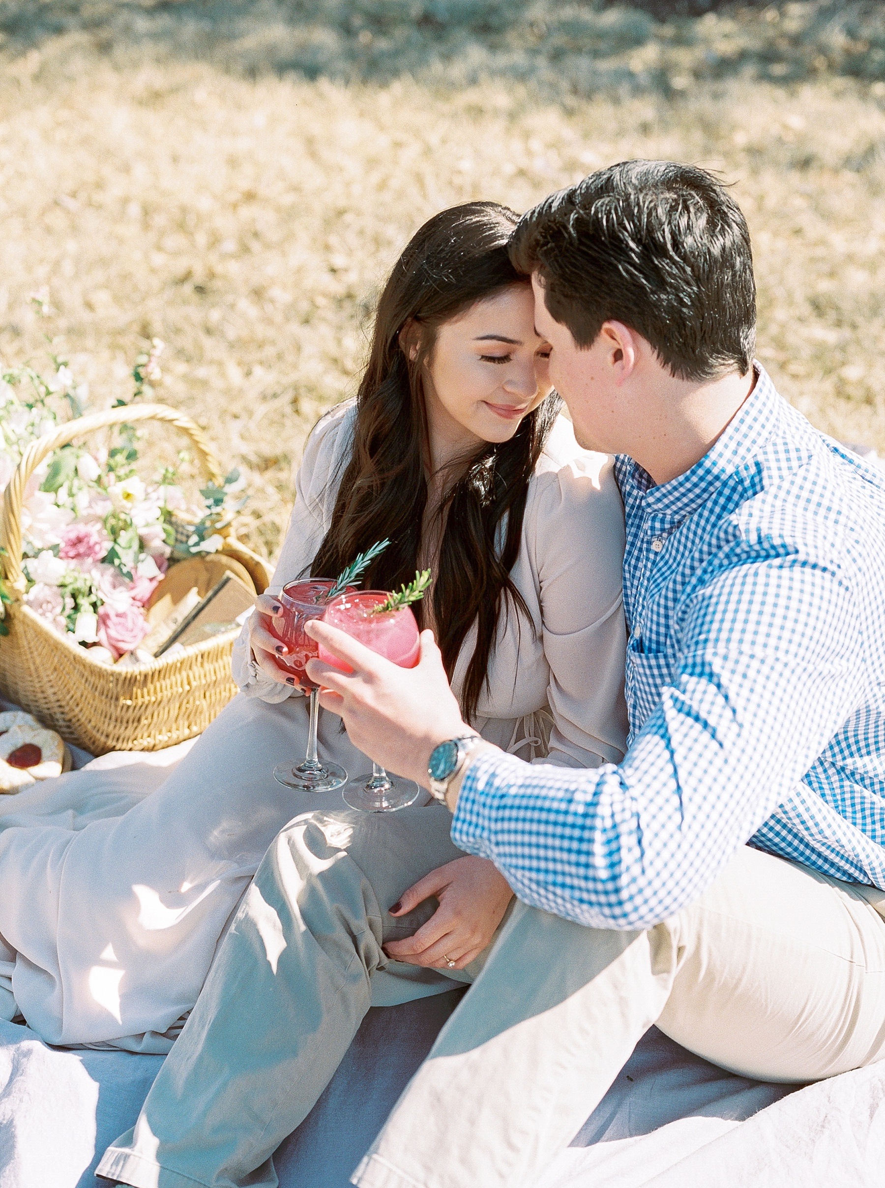 Late Fall Farm-to-table Inspired Brunch Picnic Engagement Session During Wedding Weekend by Kelsi Kliethermes Photography Best Missouri and Maui Wedding Photographer_0023.jpg
