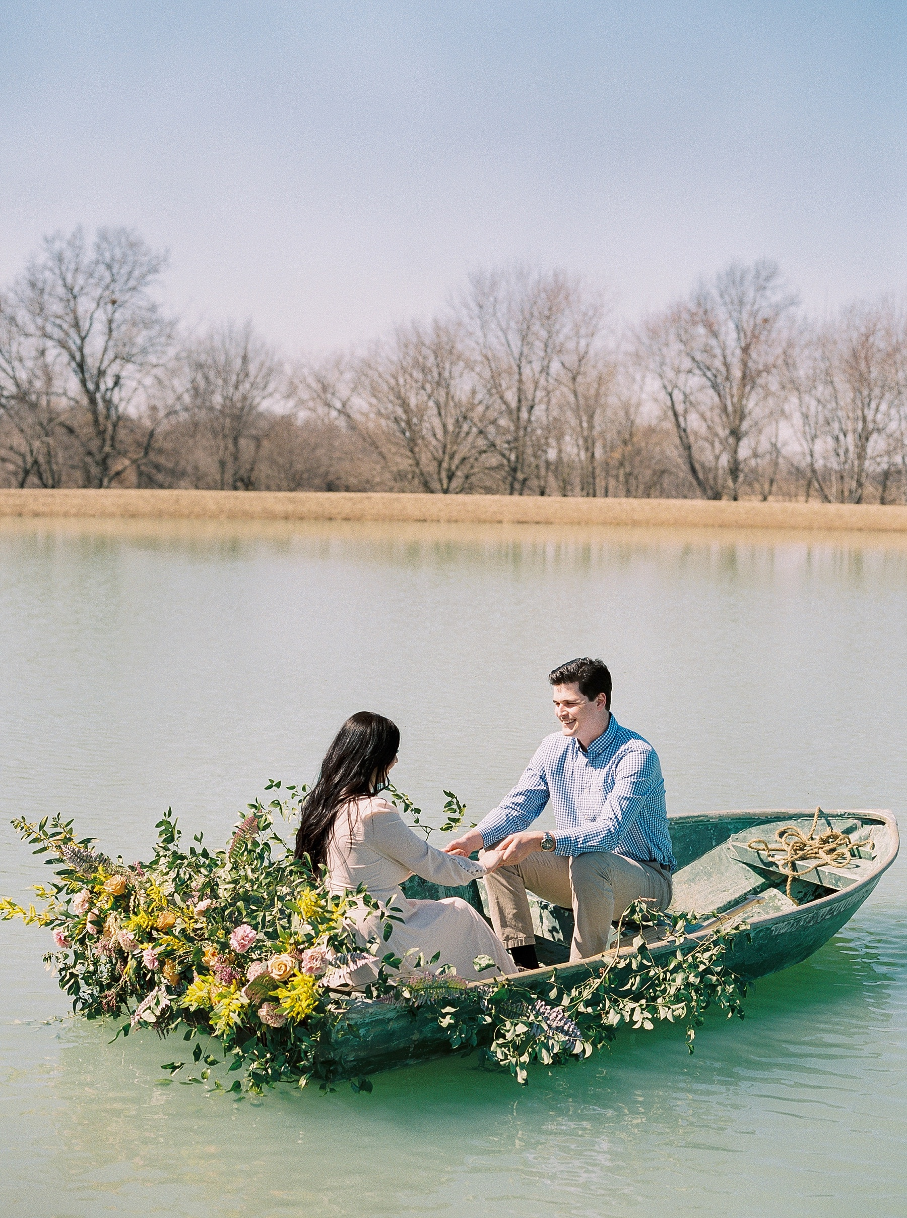 Late Fall Farm-to-table Inspired Brunch Picnic Engagement Session During Wedding Weekend by Kelsi Kliethermes Photography Best Missouri and Maui Wedding Photographer_0025.jpg