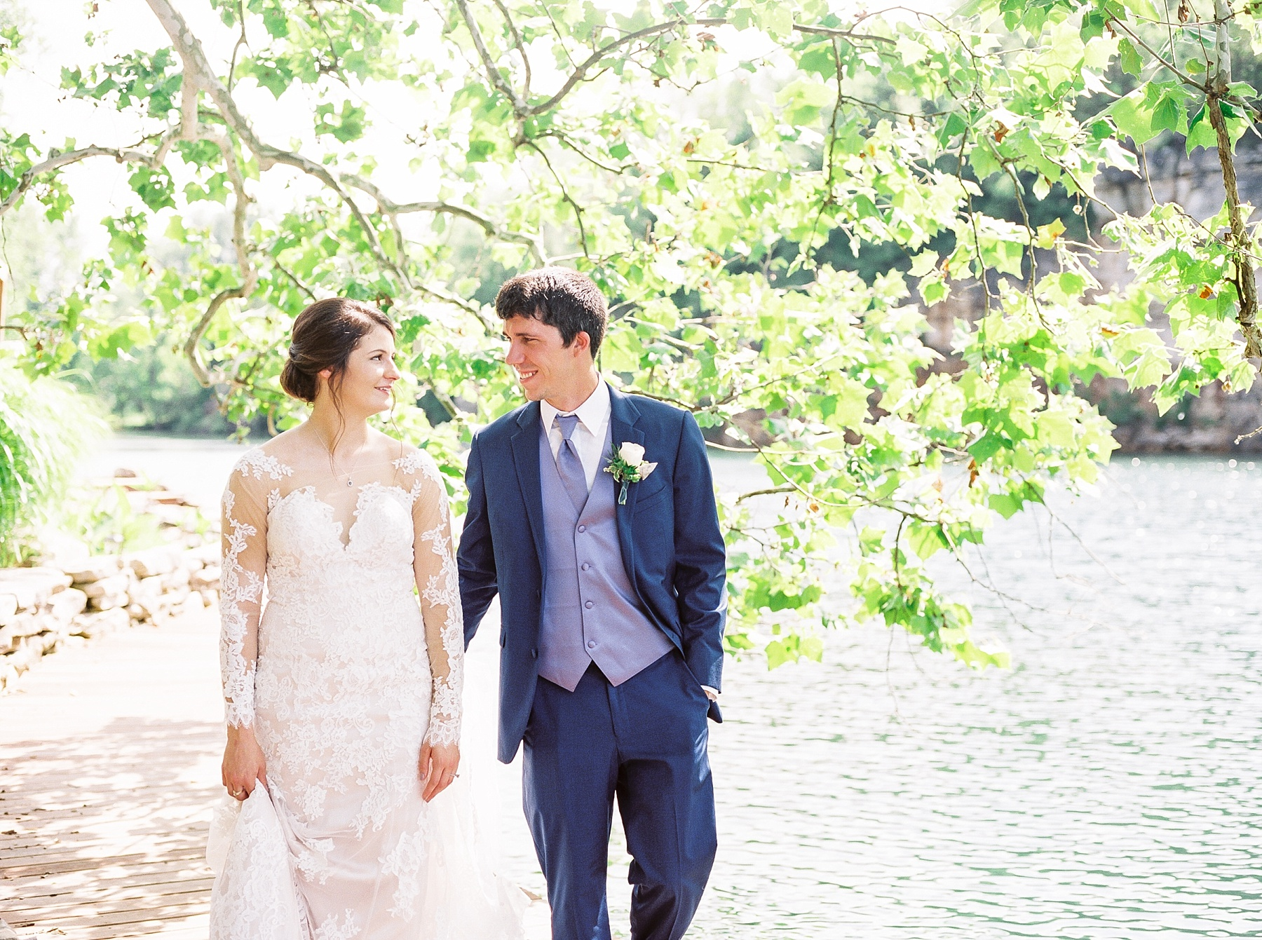 Intimate Mountain Hues Inspired Summer Wedding at Wildcliff Weddings and Events by Kelsi Kliethermes Photography Best Missouri and Maui Wedding Photographer_0019.jpg