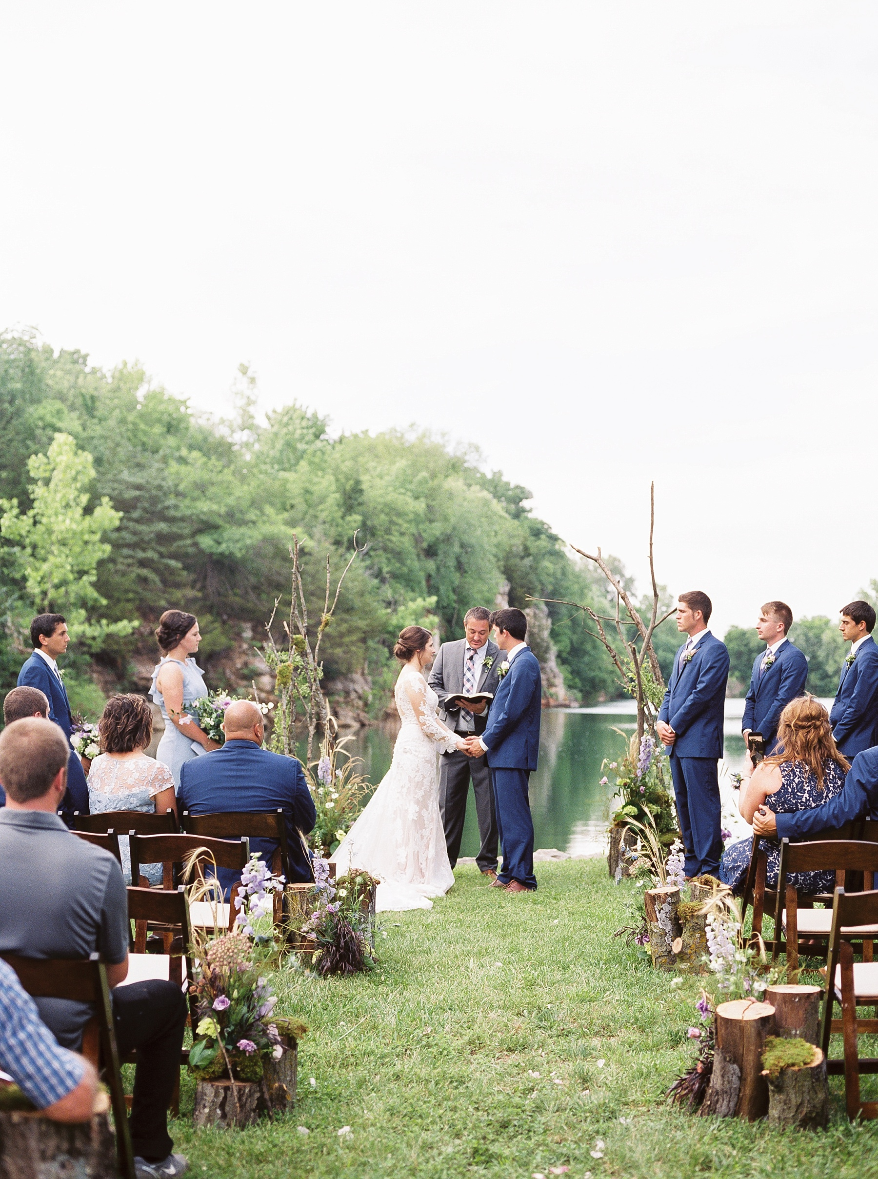 Intimate Mountain Hues Inspired Summer Wedding at Wildcliff Weddings and Events by Kelsi Kliethermes Photography Best Missouri and Maui Wedding Photographer_0066.jpg
