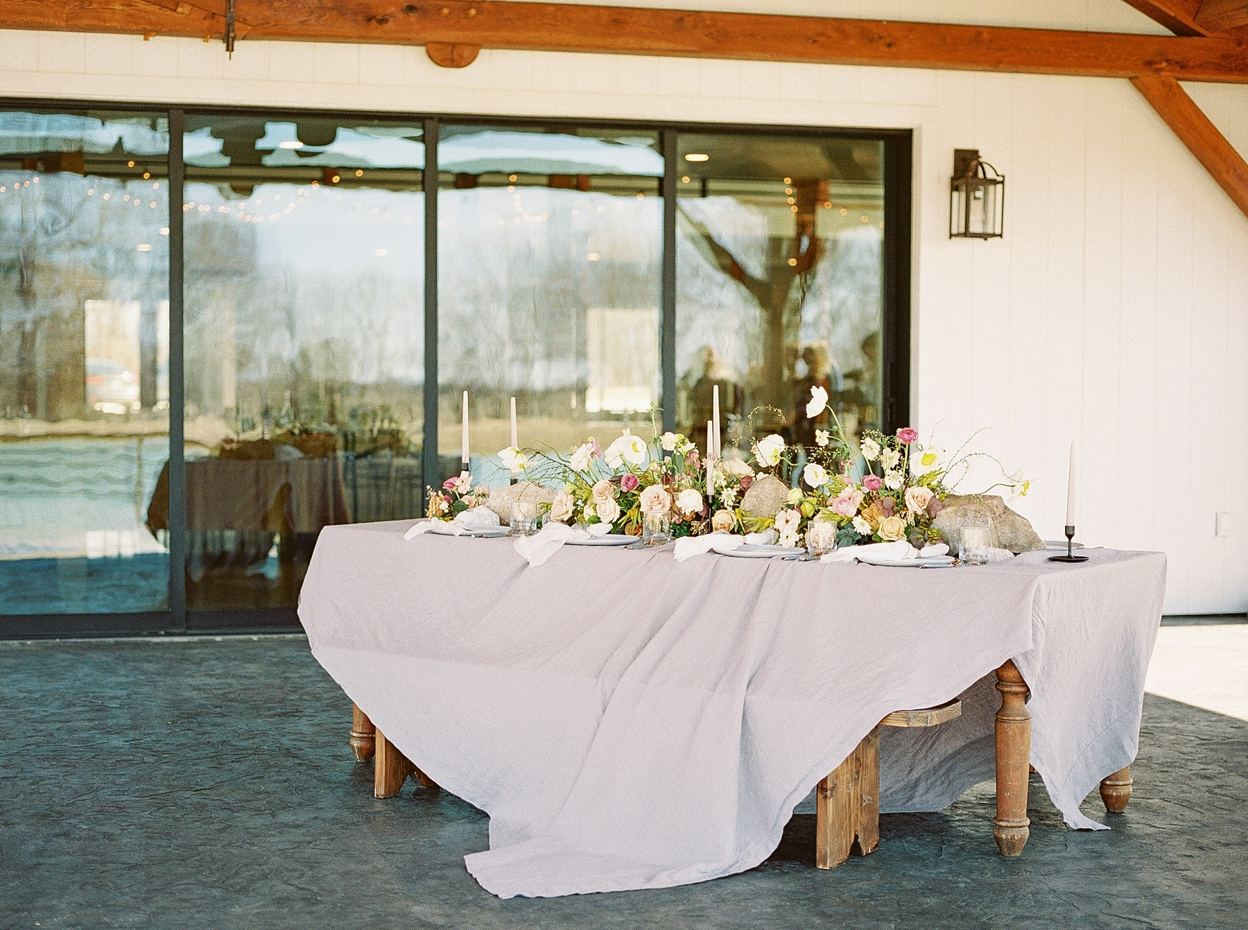 Lakeside Sunset Wedding with Magnificent Abundance of Blooms at Emerson Fields by Kelsi Kliethermes Photography Best Missouri and Maui Wedding Photographer_0003.jpg