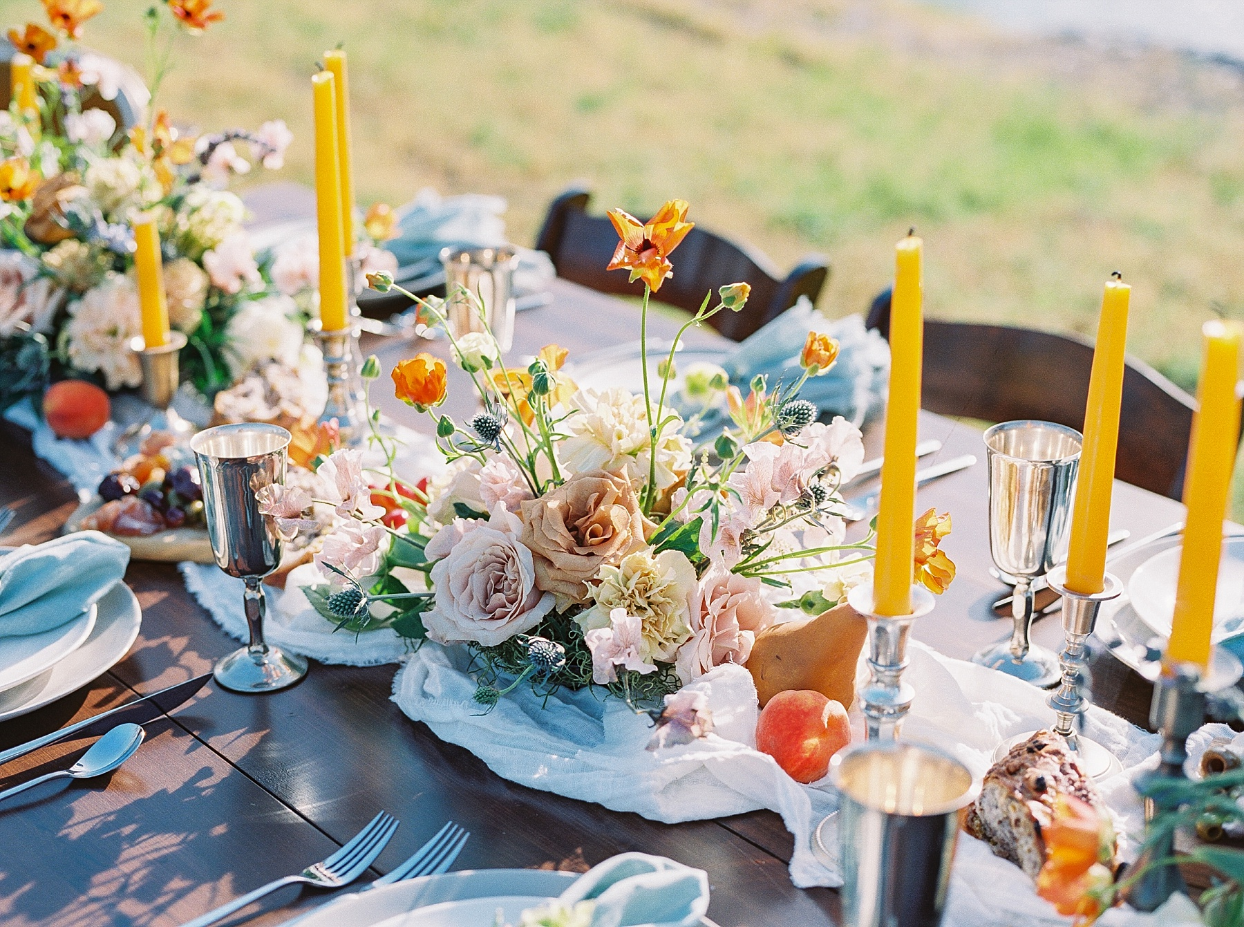 Intimate Spanish and French Inspired Destination Wedding with Lakeside Dinner Party at Dusk at Wildcliff by Kelsi Kliethermes Photography Best Missouri and Maui Wedding Photographer_0006.jpg