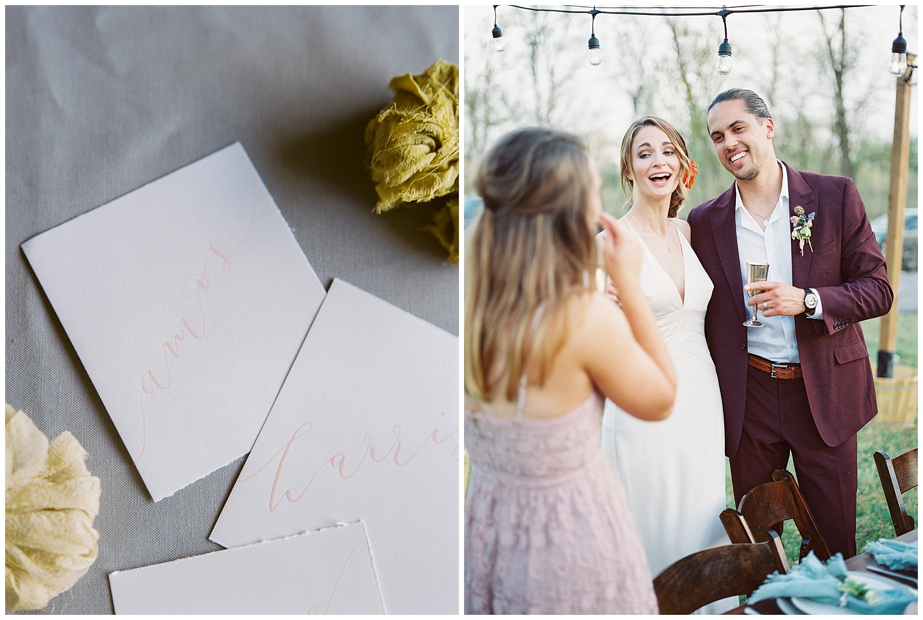 Intimate Spanish and French Inspired Destination Wedding with Lakeside Dinner Party at Dusk at Wildcliff by Kelsi Kliethermes Photography Best Missouri and Maui Wedding Photographer_0020.jpg