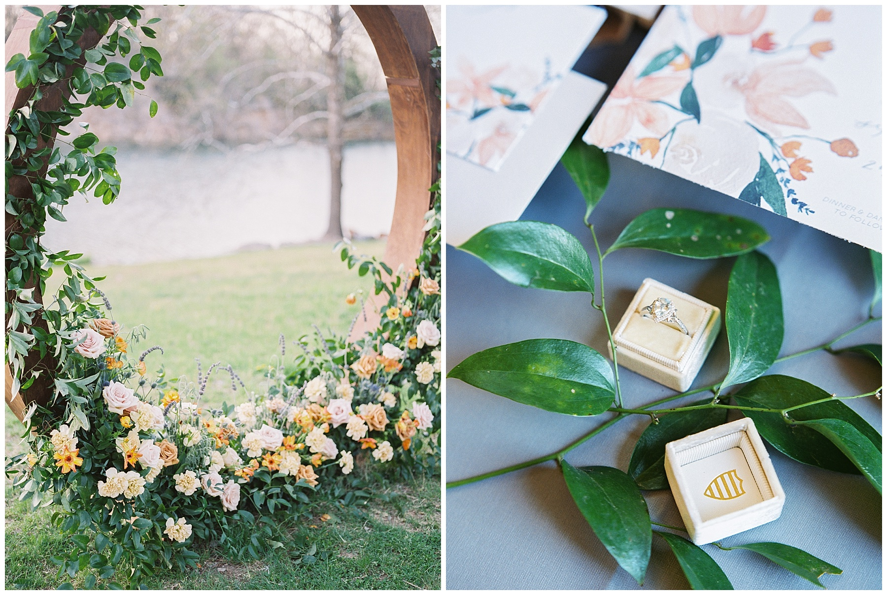 Intimate Spanish and French Inspired Destination Wedding with Lakeside Dinner Party at Dusk at Wildcliff by Kelsi Kliethermes Photography Best Missouri and Maui Wedding Photographer_0031.jpg