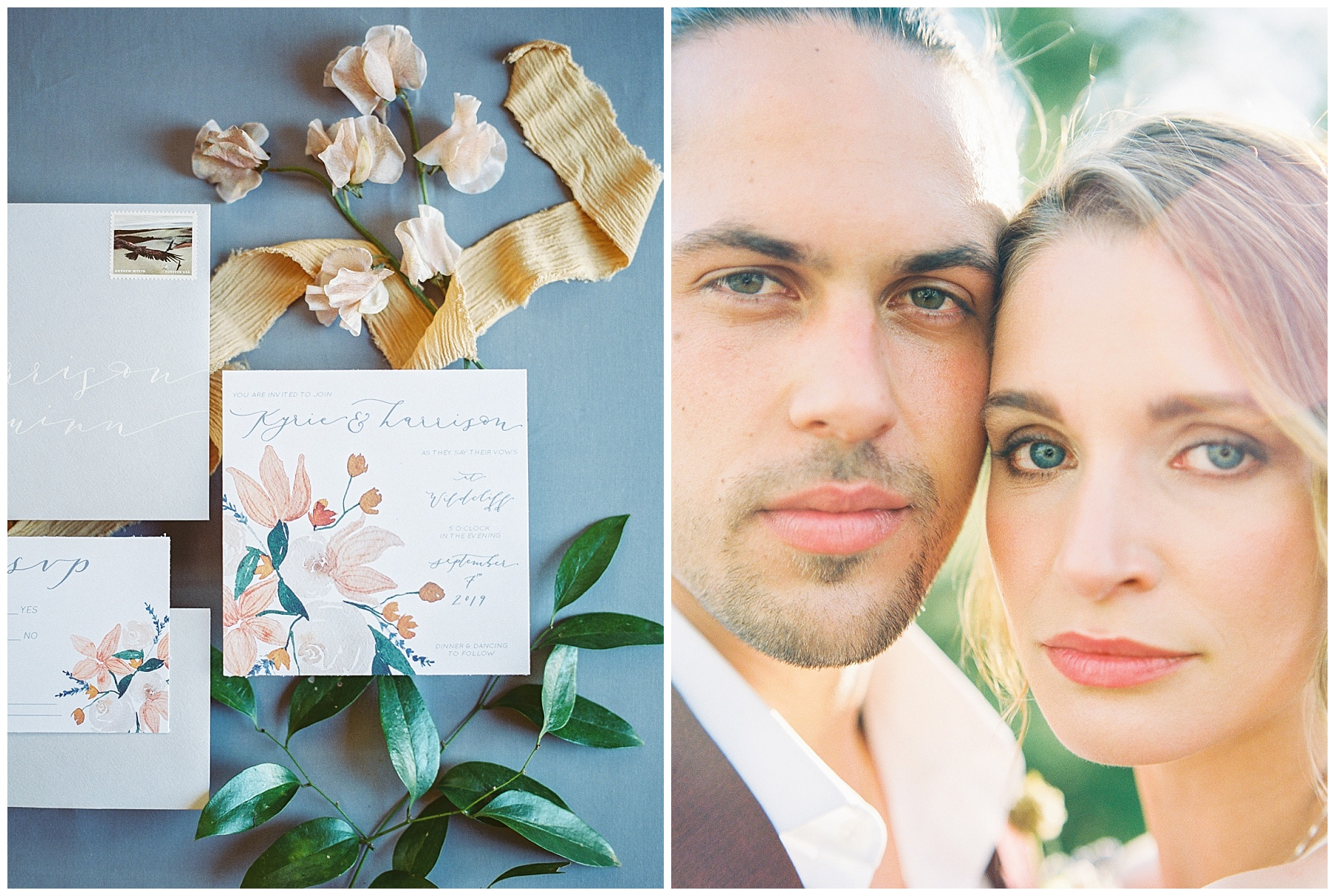 Intimate Spanish and French Inspired Destination Wedding with Lakeside Dinner Party at Dusk at Wildcliff by Kelsi Kliethermes Photography Best Missouri and Maui Wedding Photographer_0034.jpg