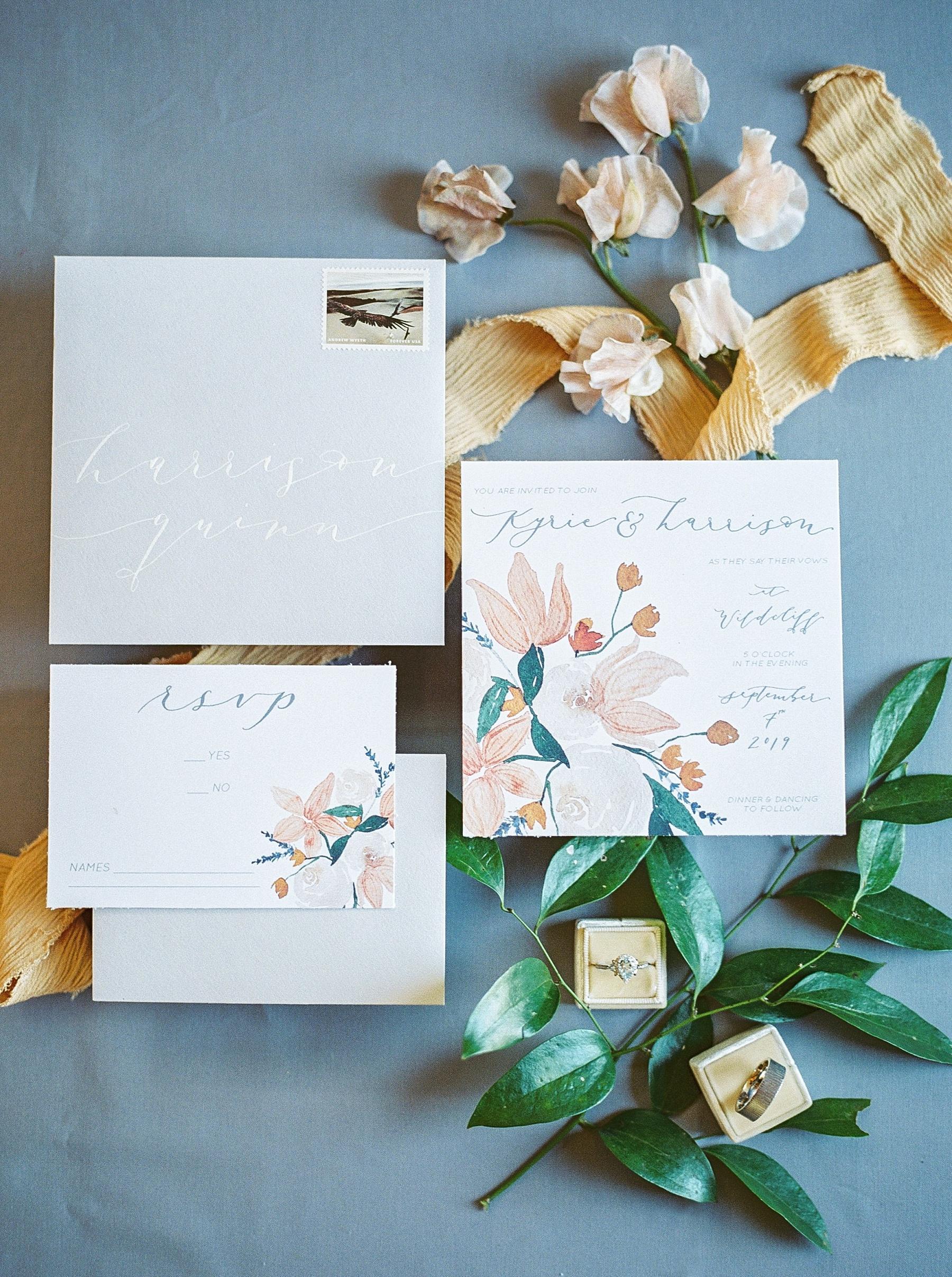 Intimate Spanish and French Inspired Destination Wedding with Lakeside Dinner Party at Dusk at Wildcliff by Kelsi Kliethermes Photography Best Missouri and Maui Wedding Photographer_0050.jpg