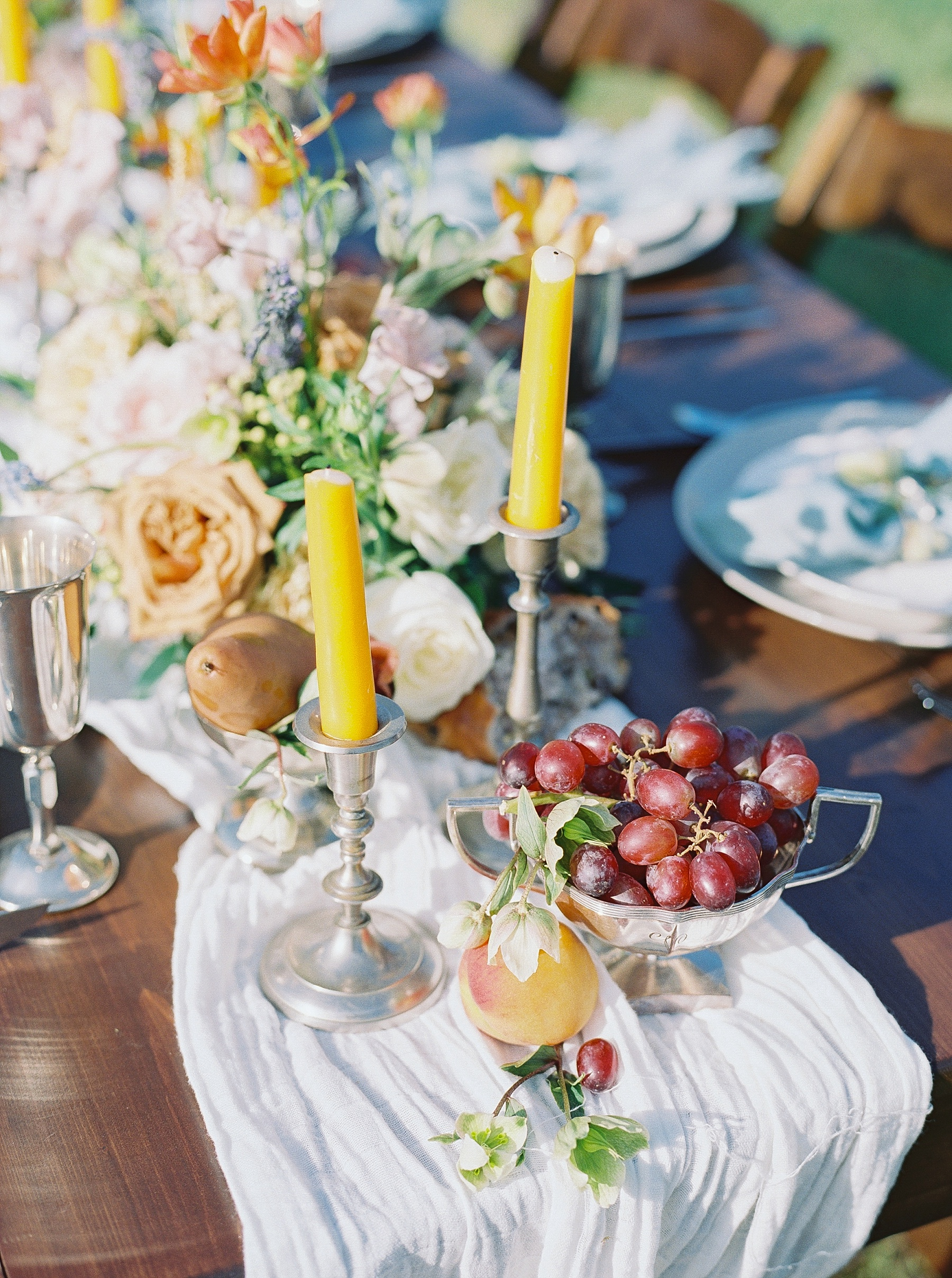 Intimate Spanish and French Inspired Destination Wedding with Lakeside Dinner Party at Dusk at Wildcliff by Kelsi Kliethermes Photography Best Missouri and Maui Wedding Photographer_0064.jpg