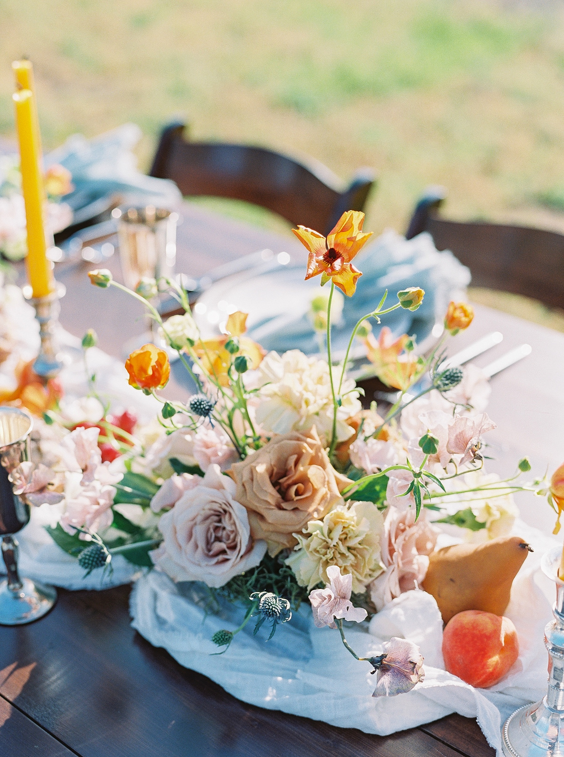 Intimate Spanish and French Inspired Destination Wedding with Lakeside Dinner Party at Dusk at Wildcliff by Kelsi Kliethermes Photography Best Missouri and Maui Wedding Photographer_0069.jpg