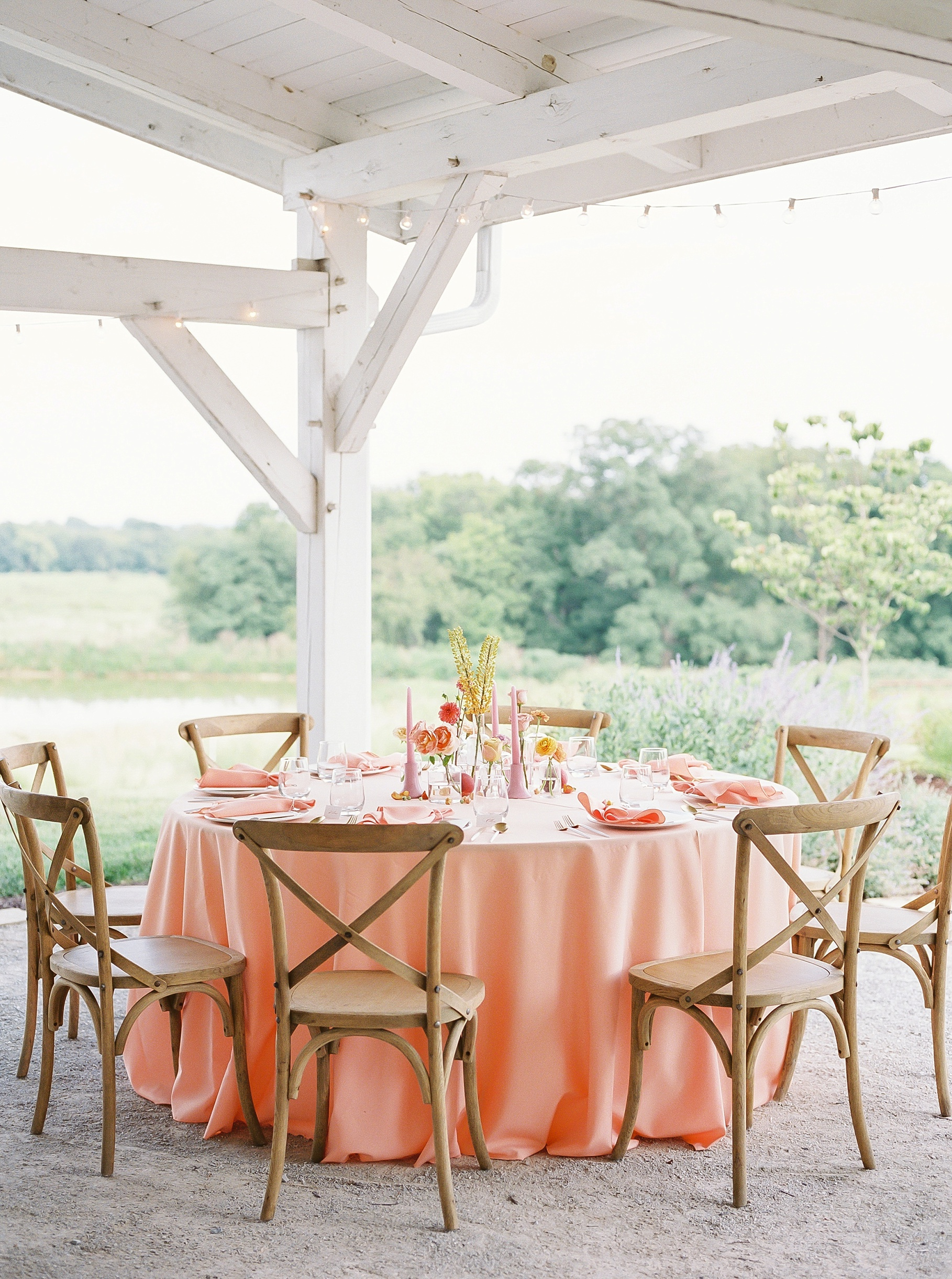 Late Summer Wedding With Pastel Toned Soiree at Blue Bell Farm by Kelsi Kliethermes Photography Best Columbia Missouri Wedding Photographer_0040.jpg