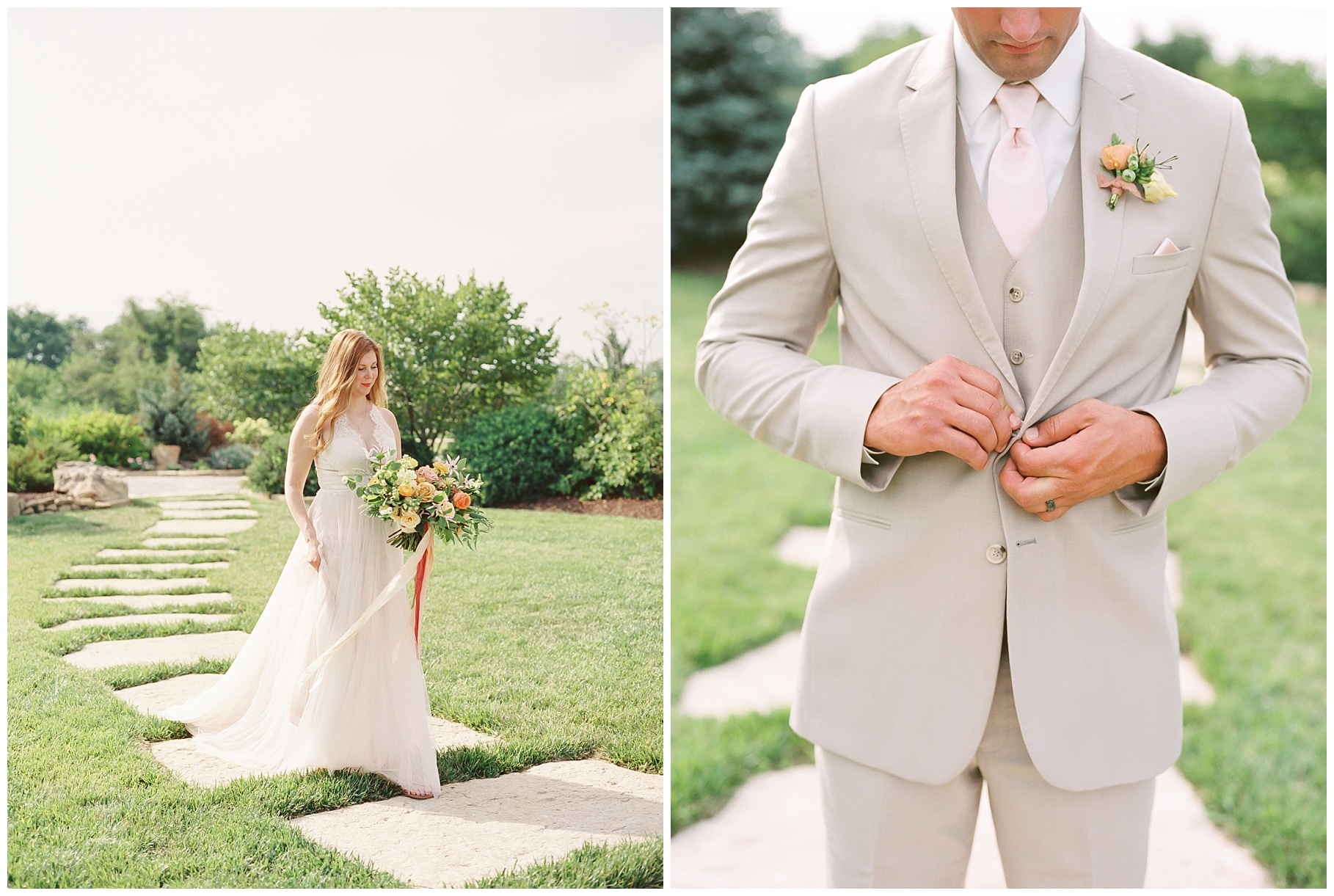 Late Summer Wedding With Pastel Toned Soiree at Blue Bell Farm by Kelsi Kliethermes Photography Best Columbia Missouri Wedding Photographer_0042.jpg
