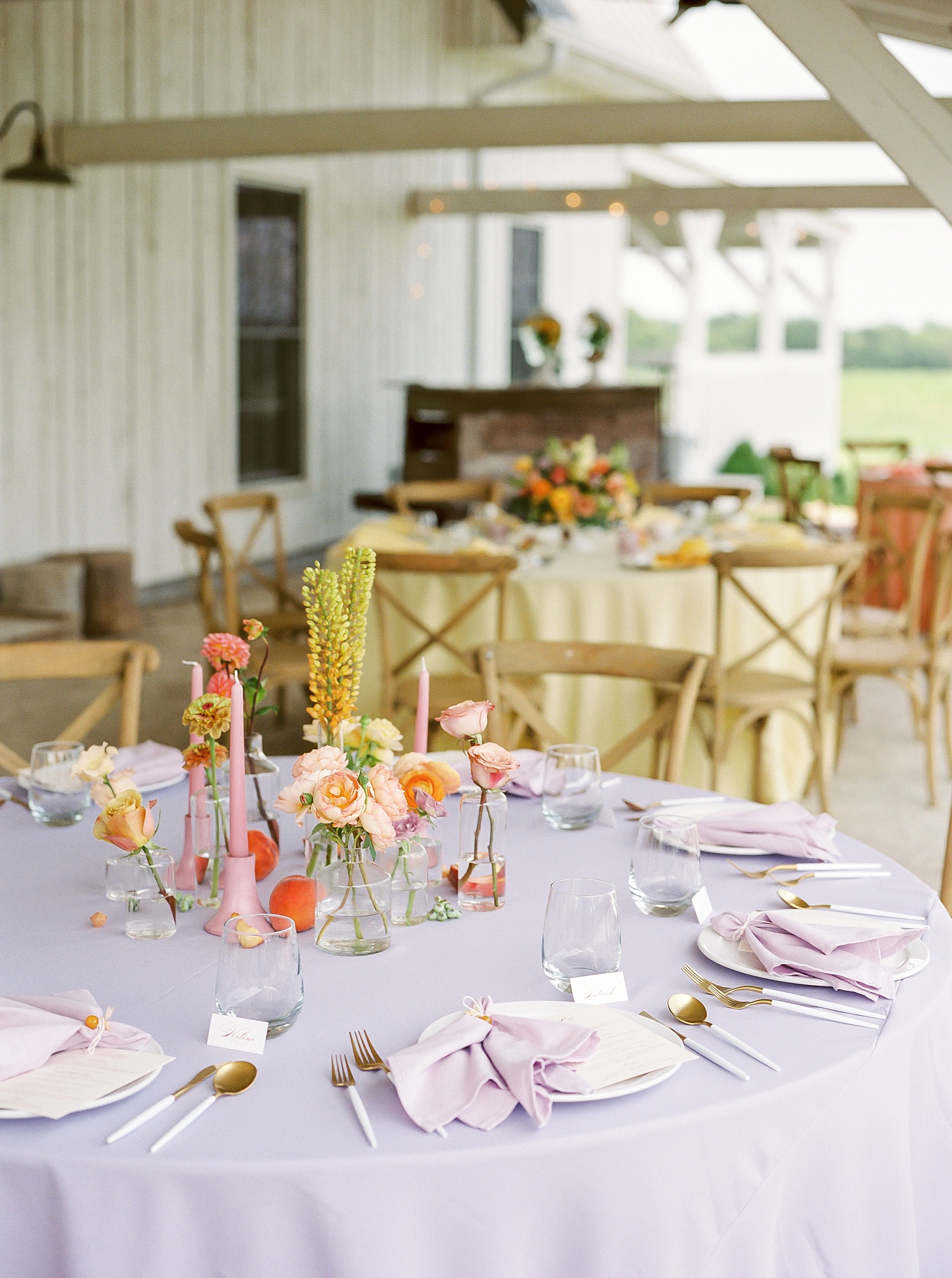 Late Summer Wedding With Pastel Toned Soiree at Blue Bell Farm by Kelsi Kliethermes Photography Best Columbia Missouri Wedding Photographer_0041.jpg