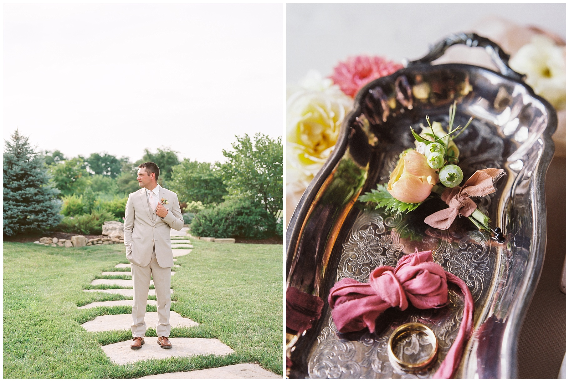 Late Summer Wedding With Pastel Toned Soiree at Blue Bell Farm by Kelsi Kliethermes Photography Best Columbia Missouri Wedding Photographer_0057.jpg